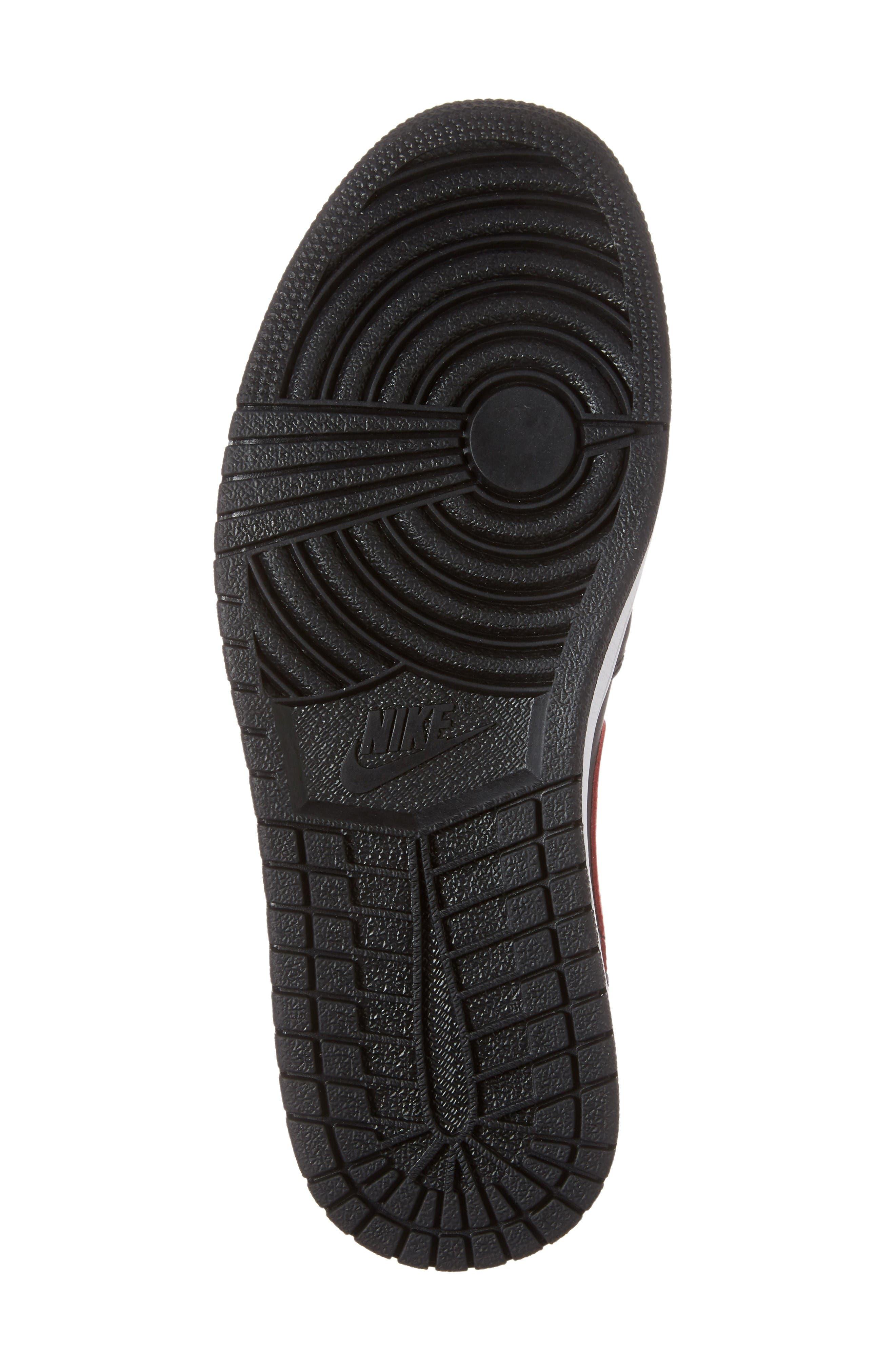 Alternate Image 6  - Nike 'Air Jordan 1 Mid' Sneaker (Men)