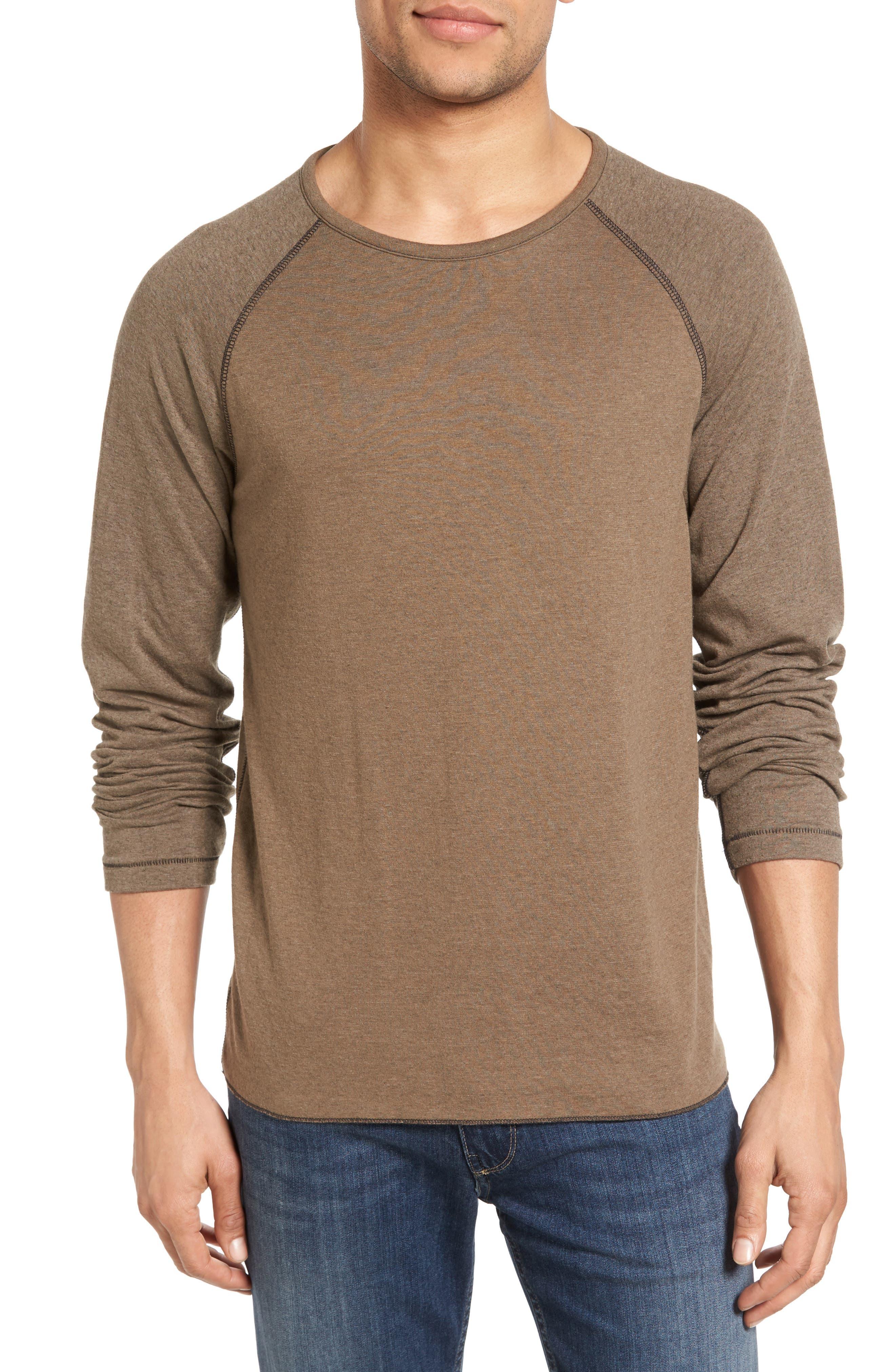 Billy Reid Rev. Arnold Raglan T-Shirt