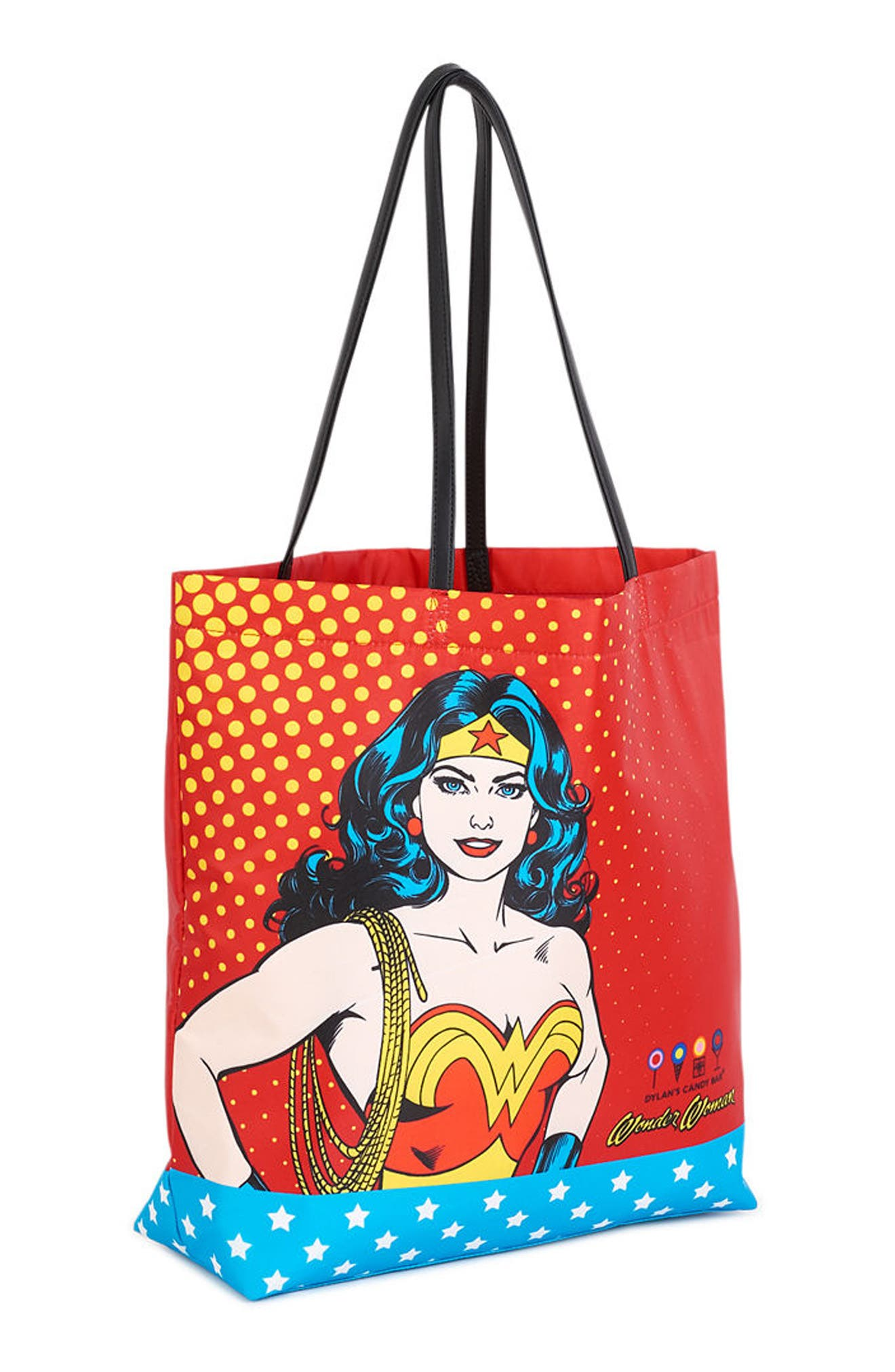 Alternate Image 4  - Dylan's Candy Bar Wonder Woman Tote