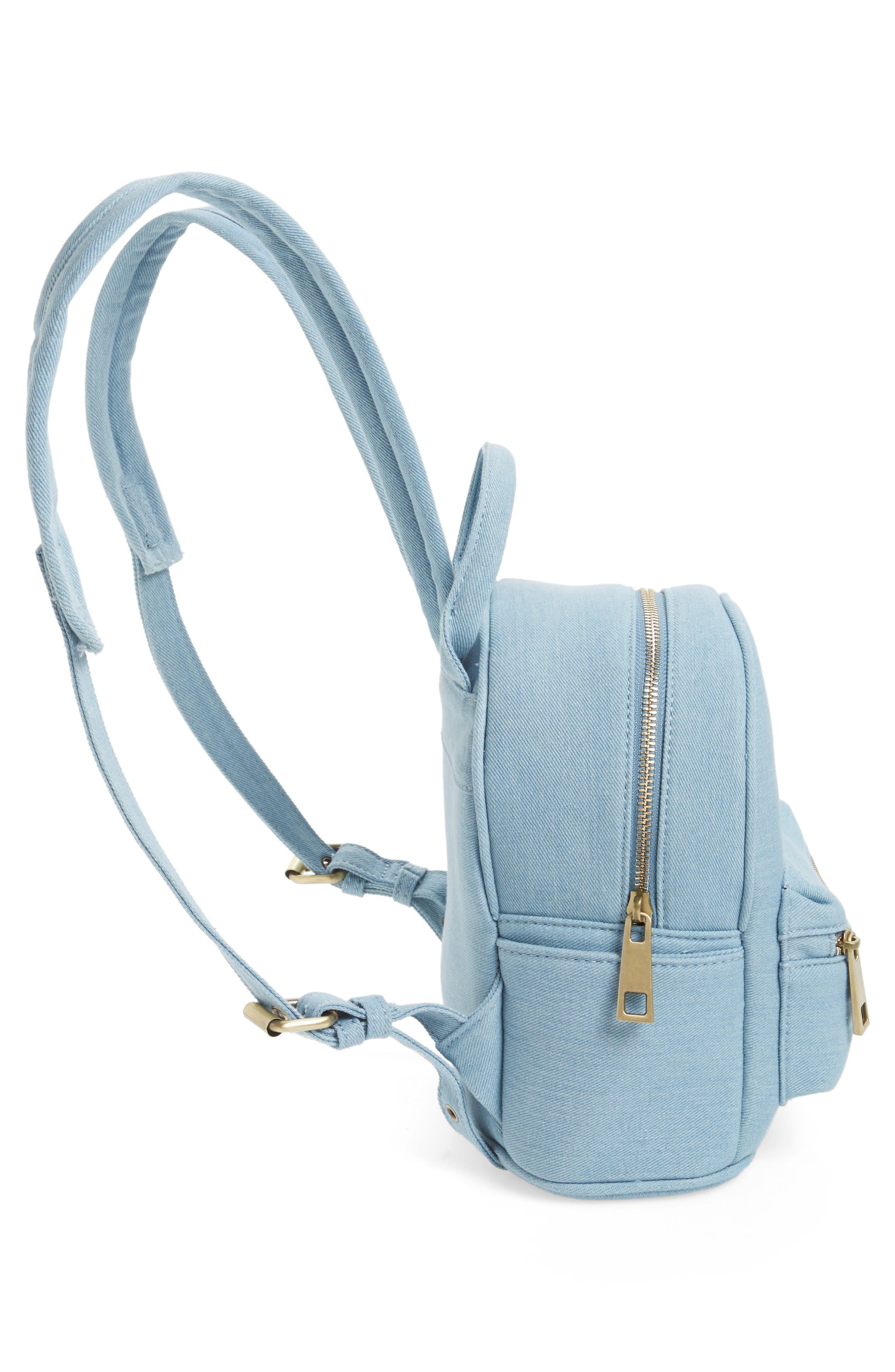 Alternate Image 5  - Street Level Mini Backpack