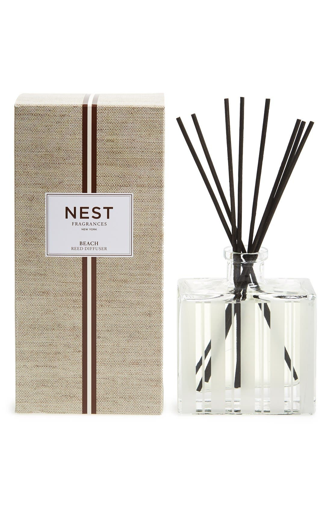 Alternate Image 1 Selected - NEST Fragrances 'Beach' Reed Diffuser