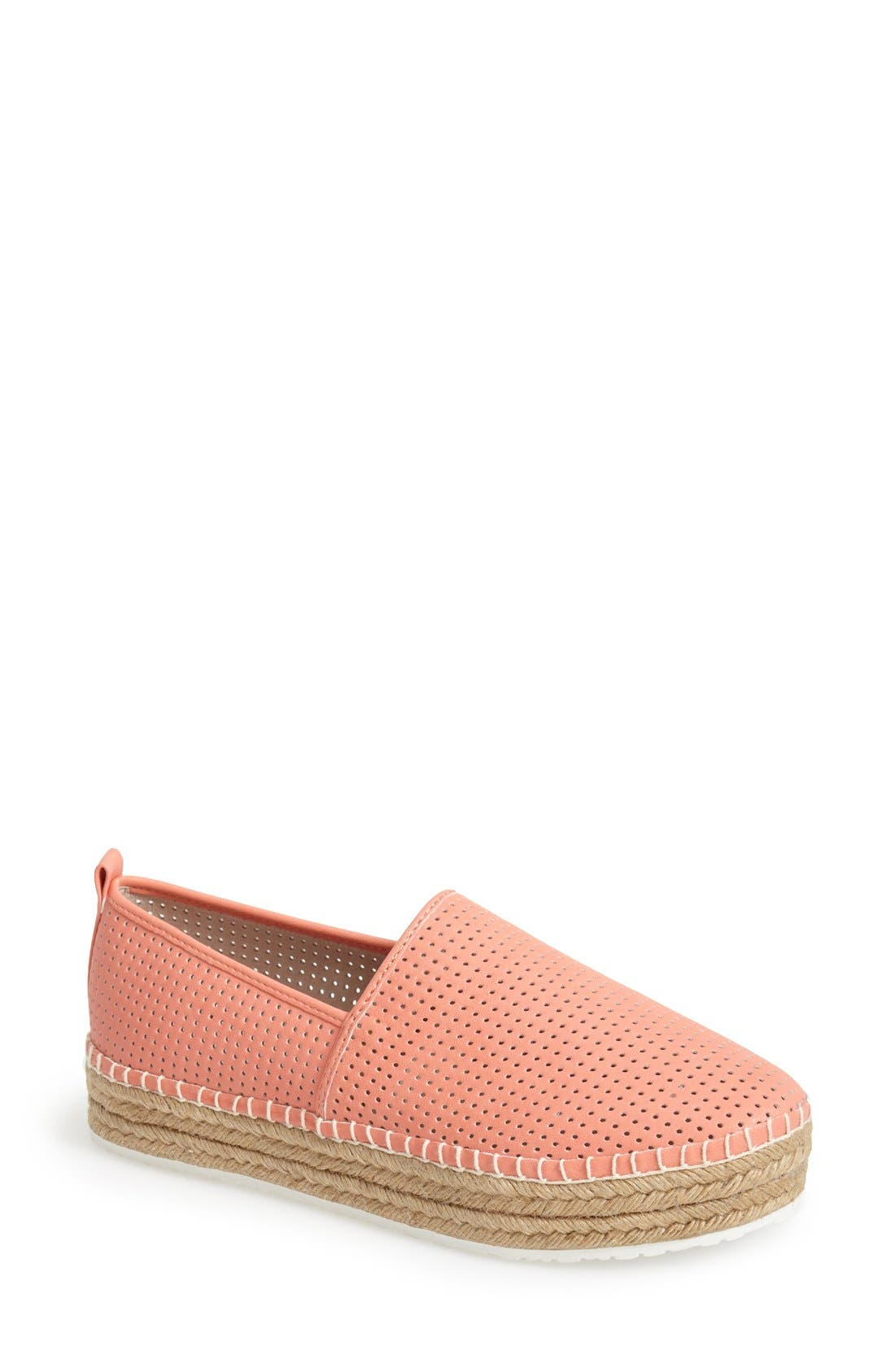 Alternate Image 1 Selected - Steve Madden 'Choppur' Espadrille Flat (Women)