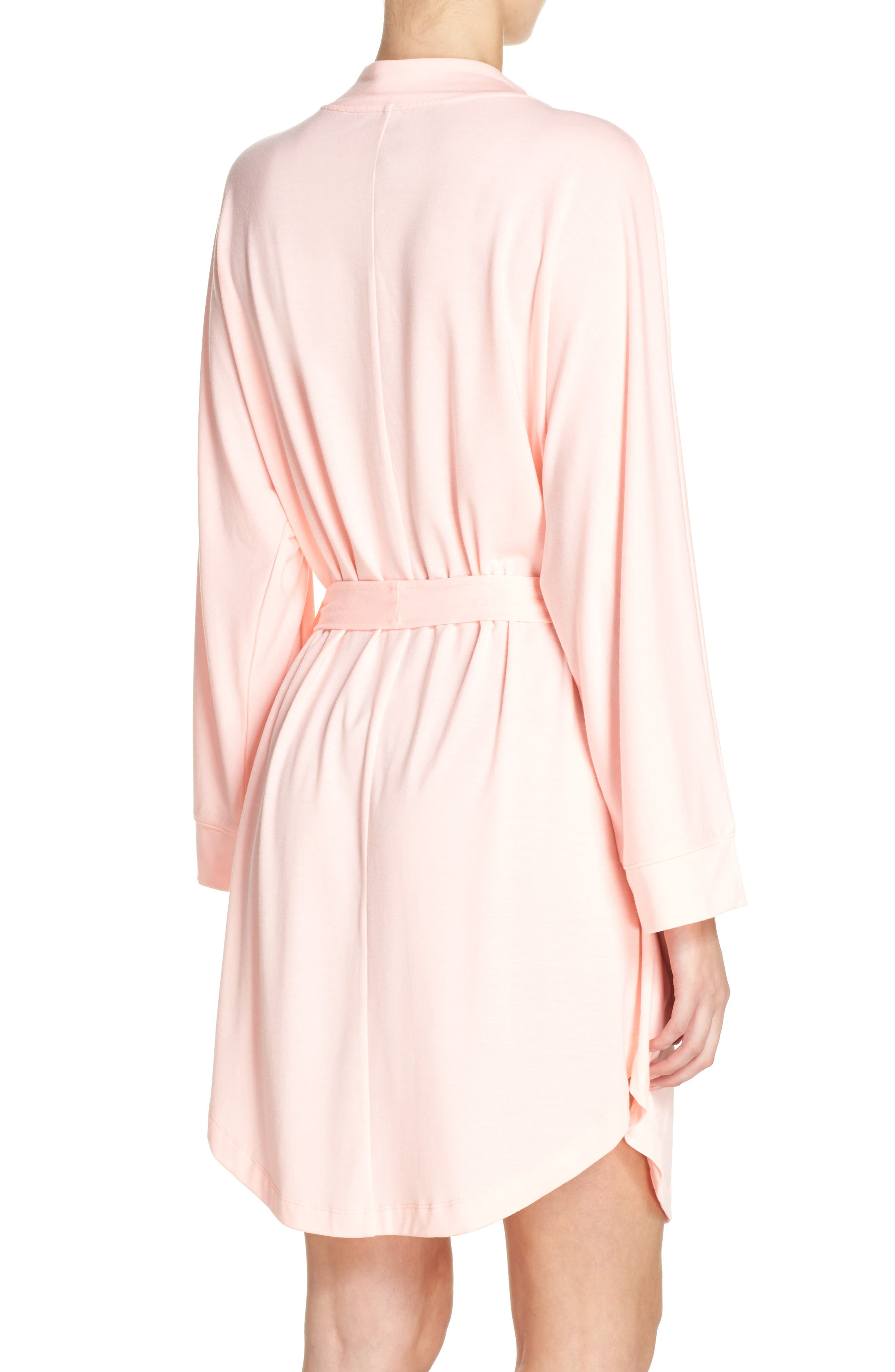 Alternate Image 2  - Honeydew Intimates Jersey Robe (2 for $60)