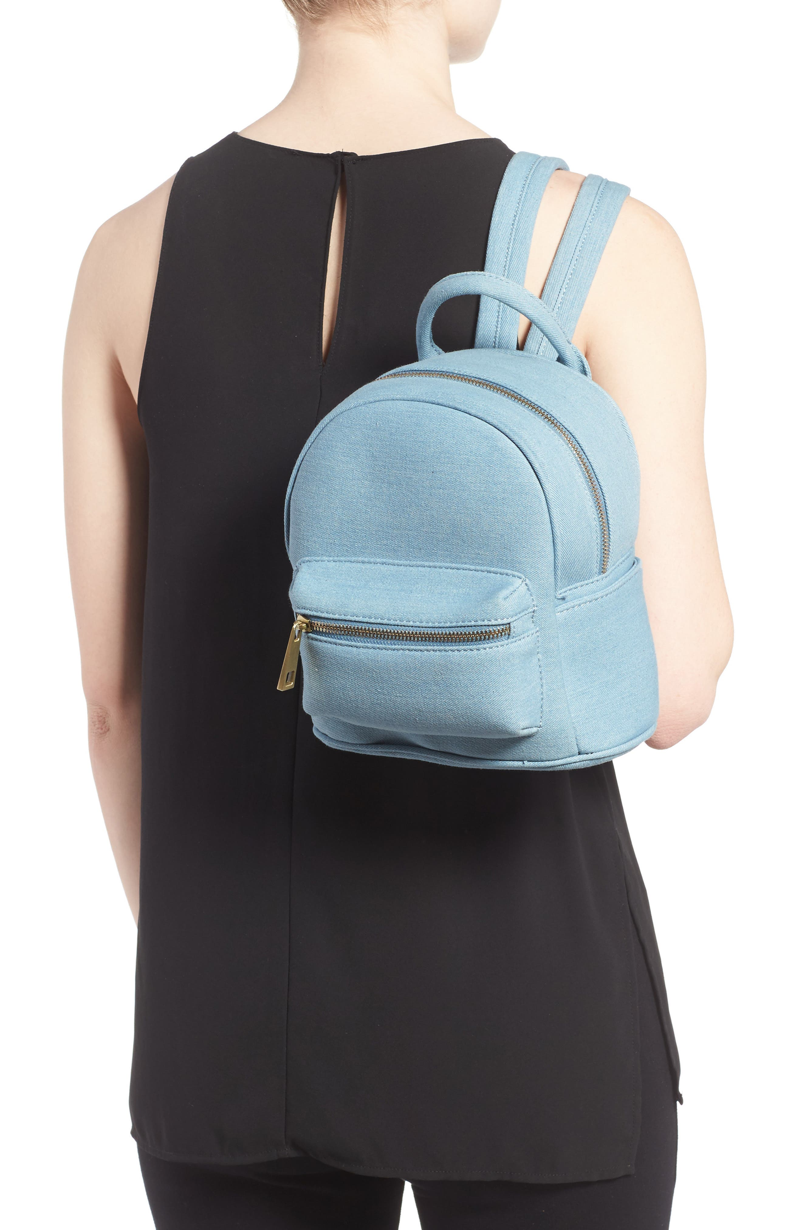 Alternate Image 2  - Street Level Mini Backpack