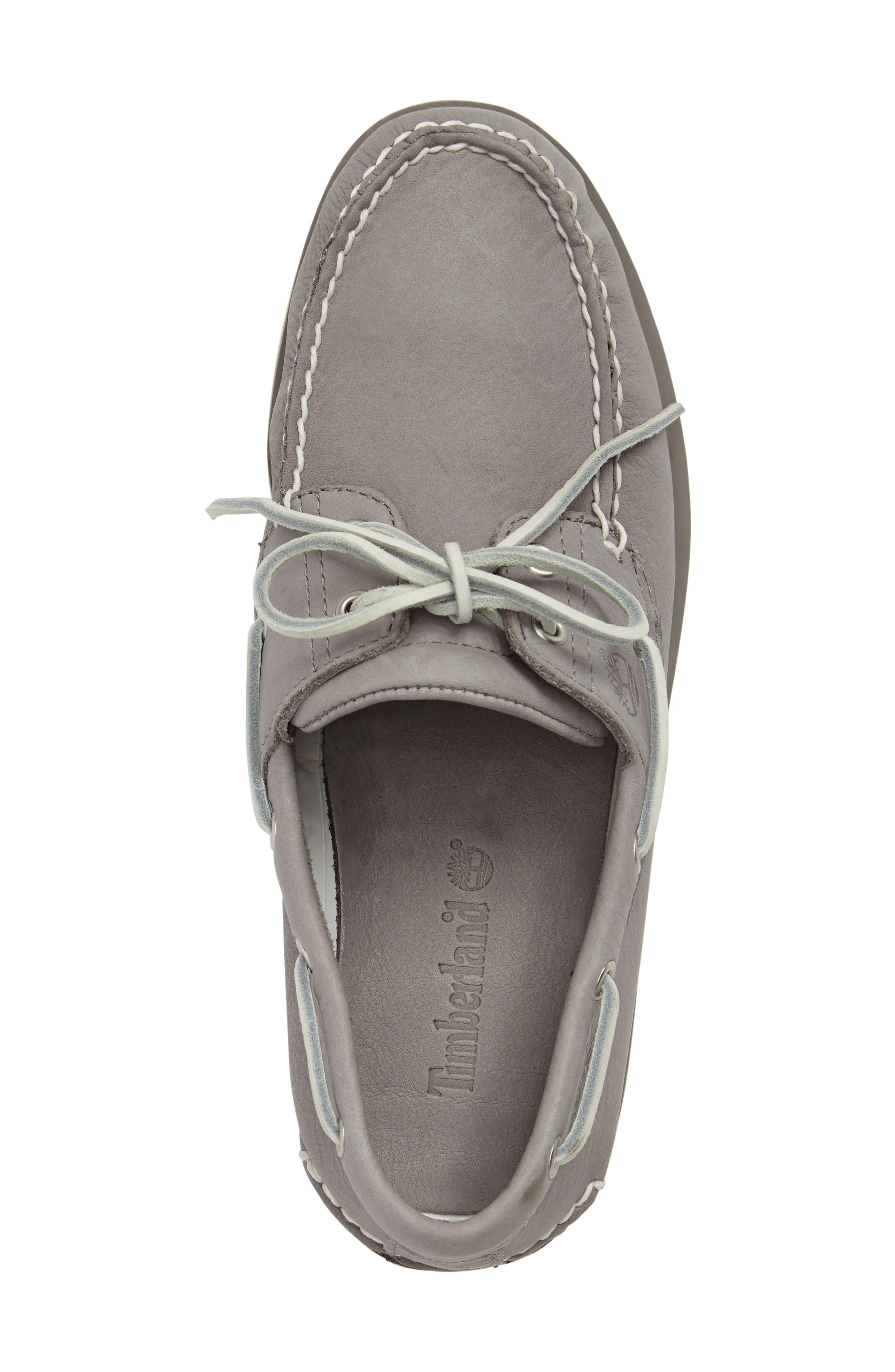 Alternate Image 5  - Timberland 'Classic' 2-Eye Boat Shoe (Men)