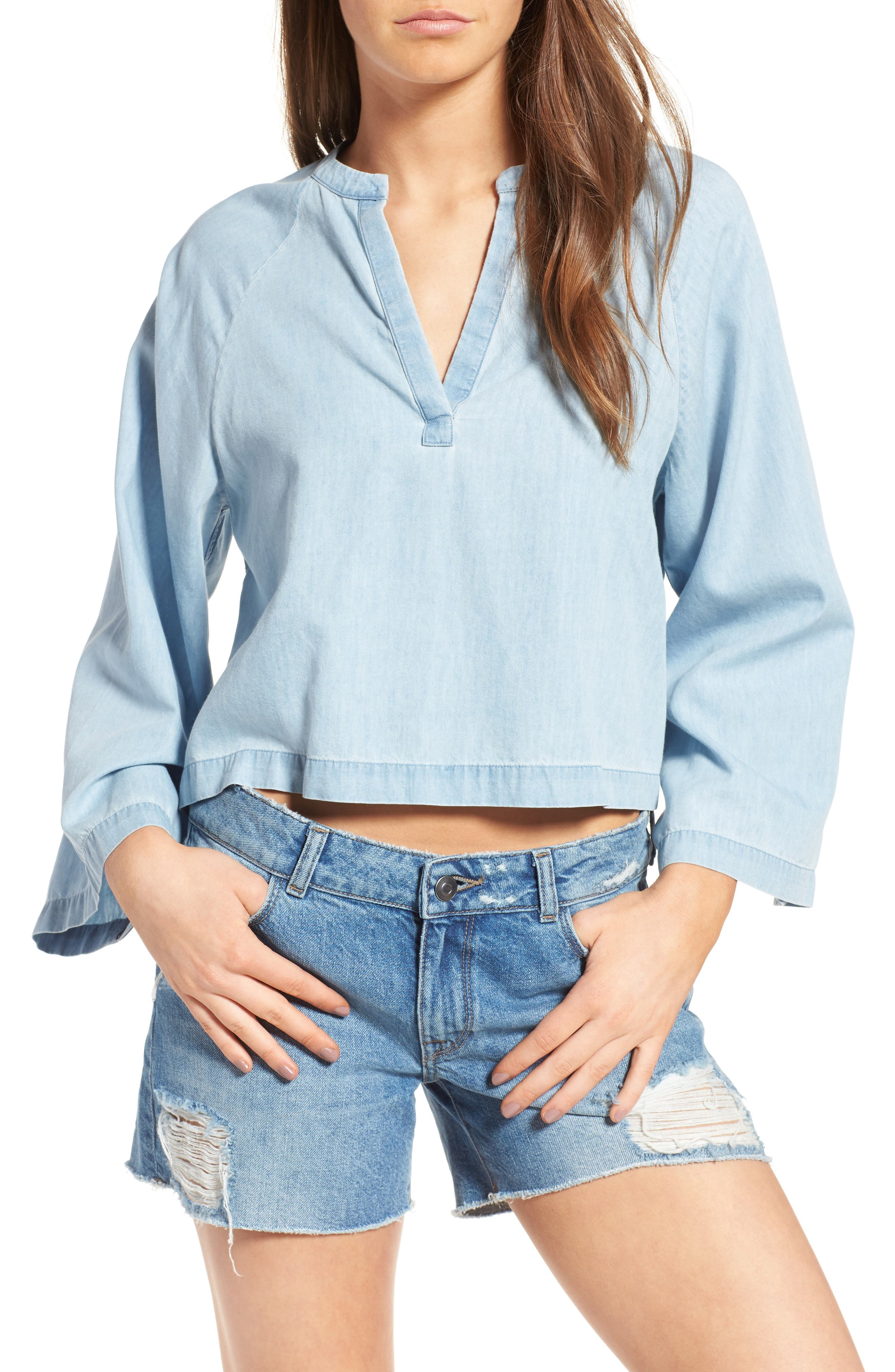 DL1961 Southampton Bell Sleeve Top