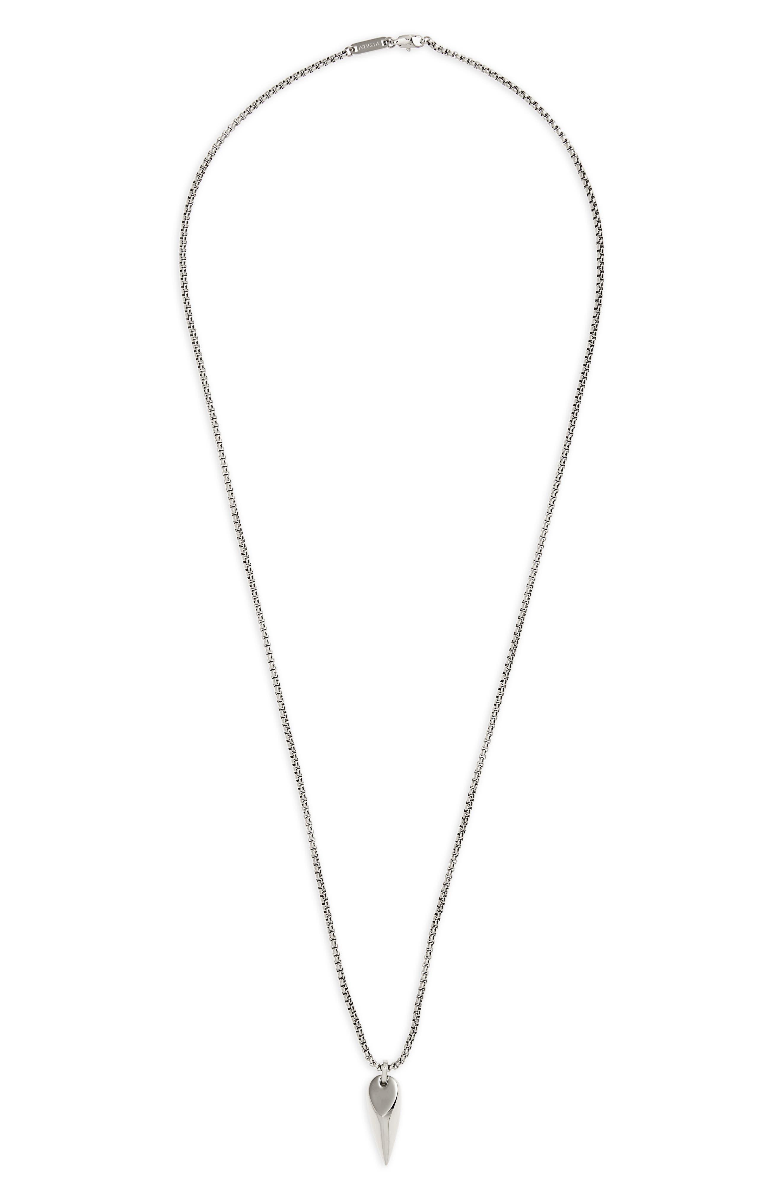 Alternate Image 1 Selected - Vitaly Corvus Pendant Necklace