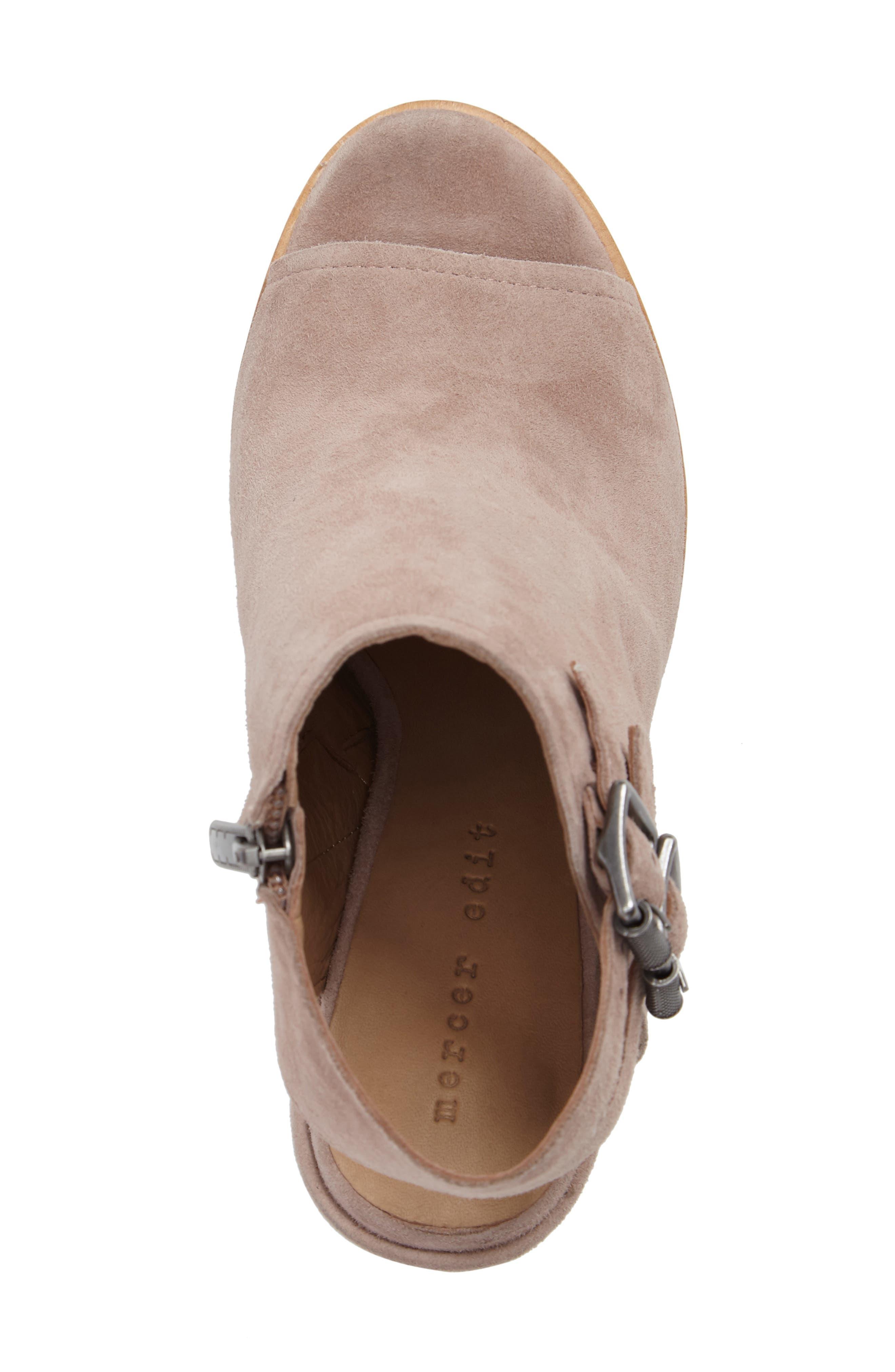 Alternate Image 5  - Mercer Edit MelittleL8 Block Heel Sandal (Women)