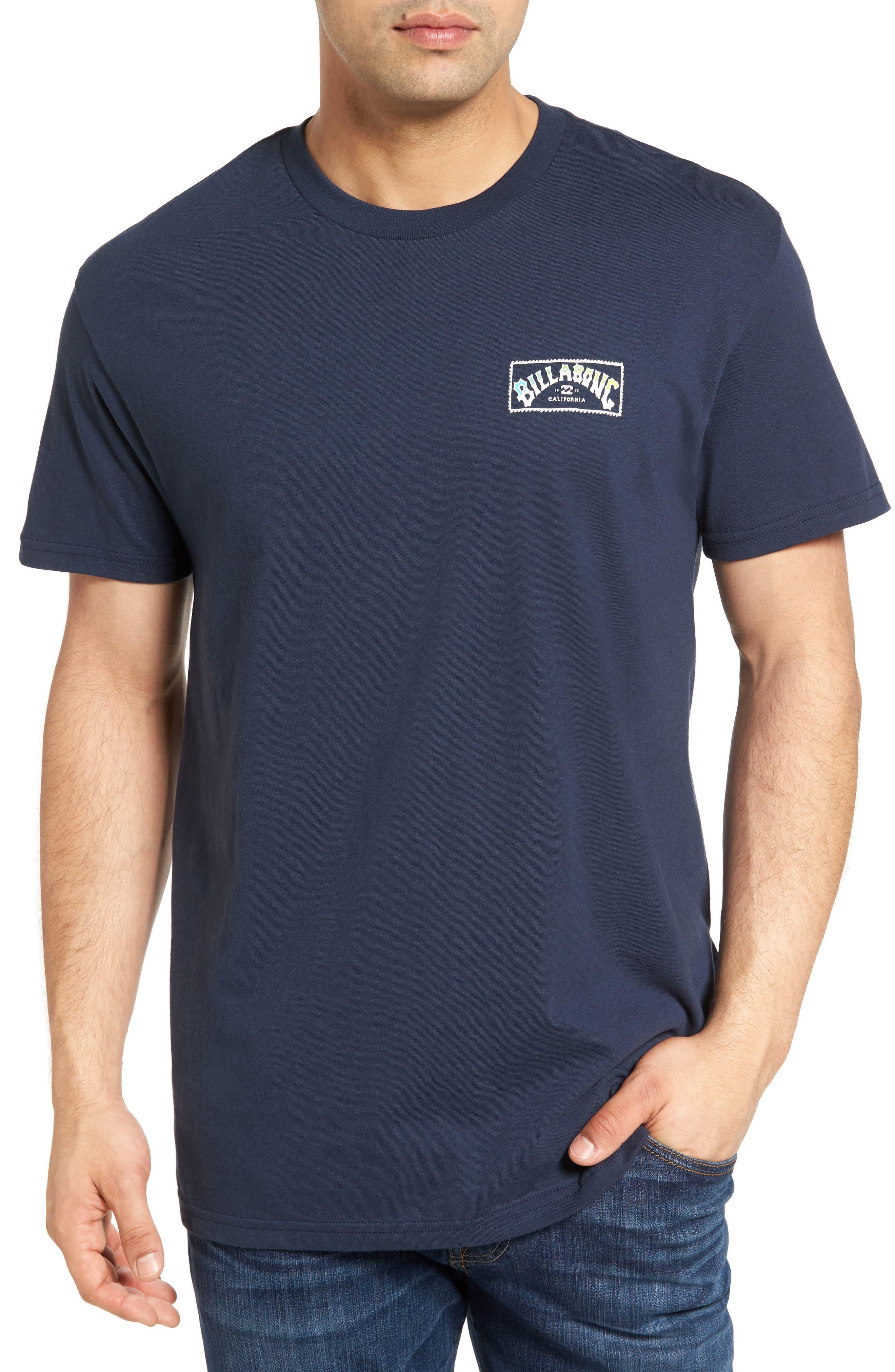 Billabong Sticker Arch Graphic T-Shirt