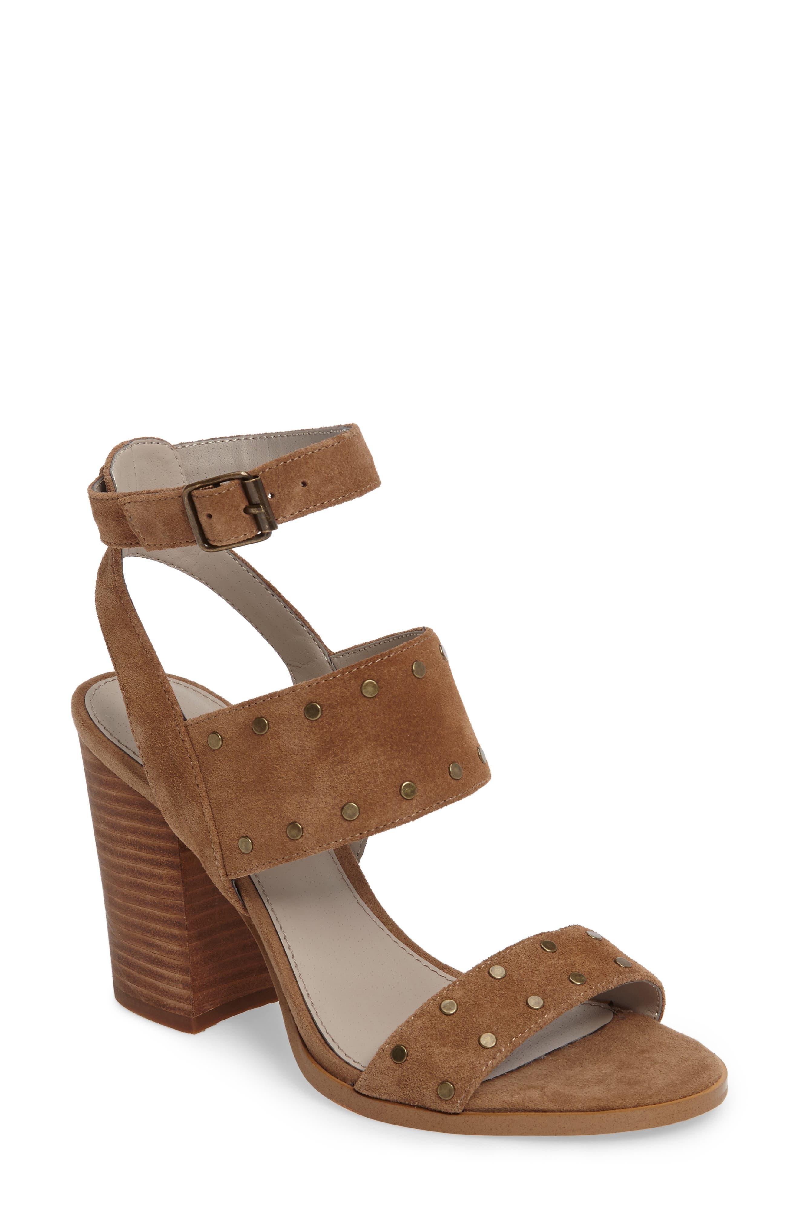 Hinge Corrine Ankle Strap Sandal (Women)