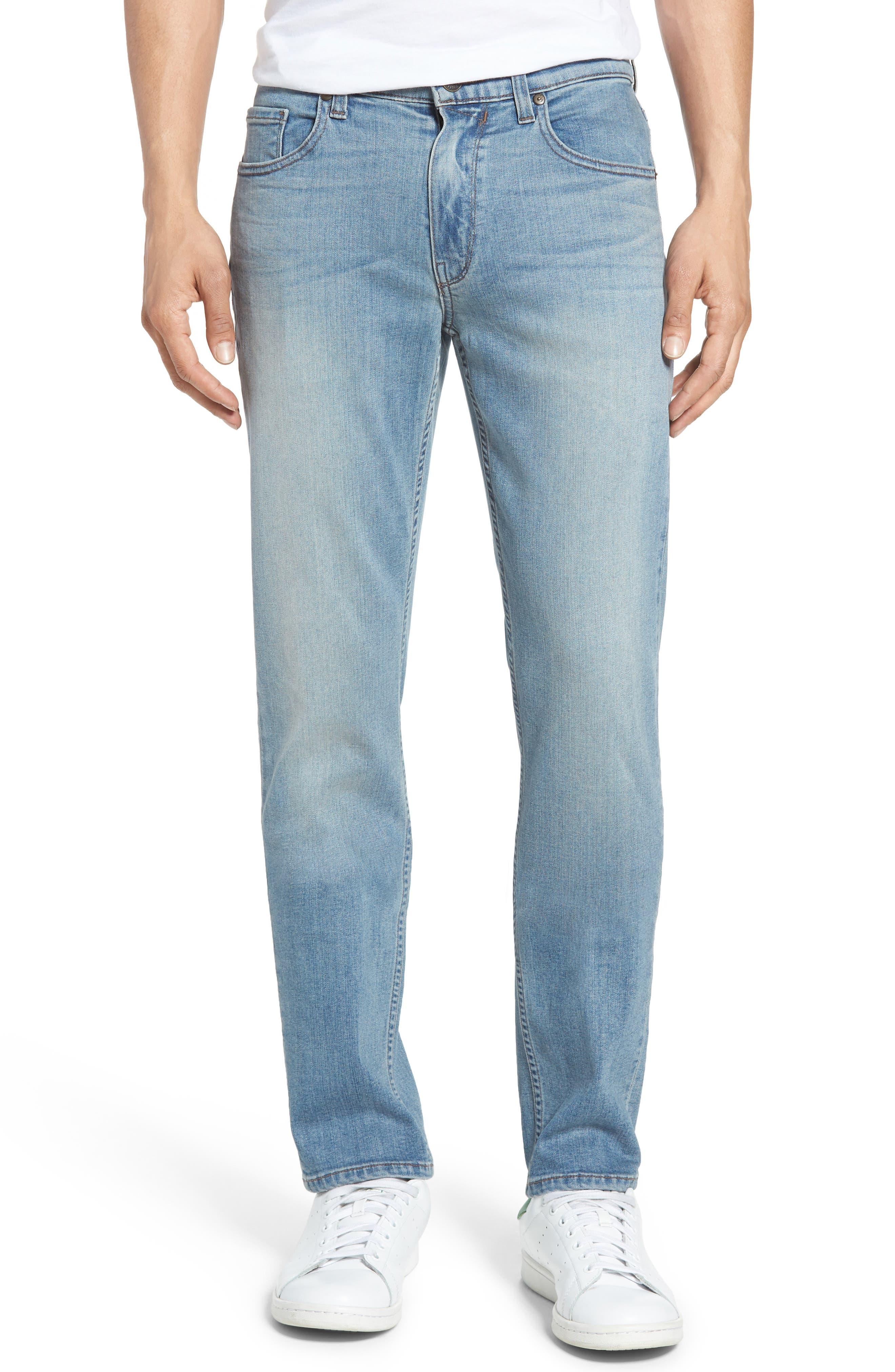 PAIGE Transcend - Lennox Slim Fit Jeans (Rafi)