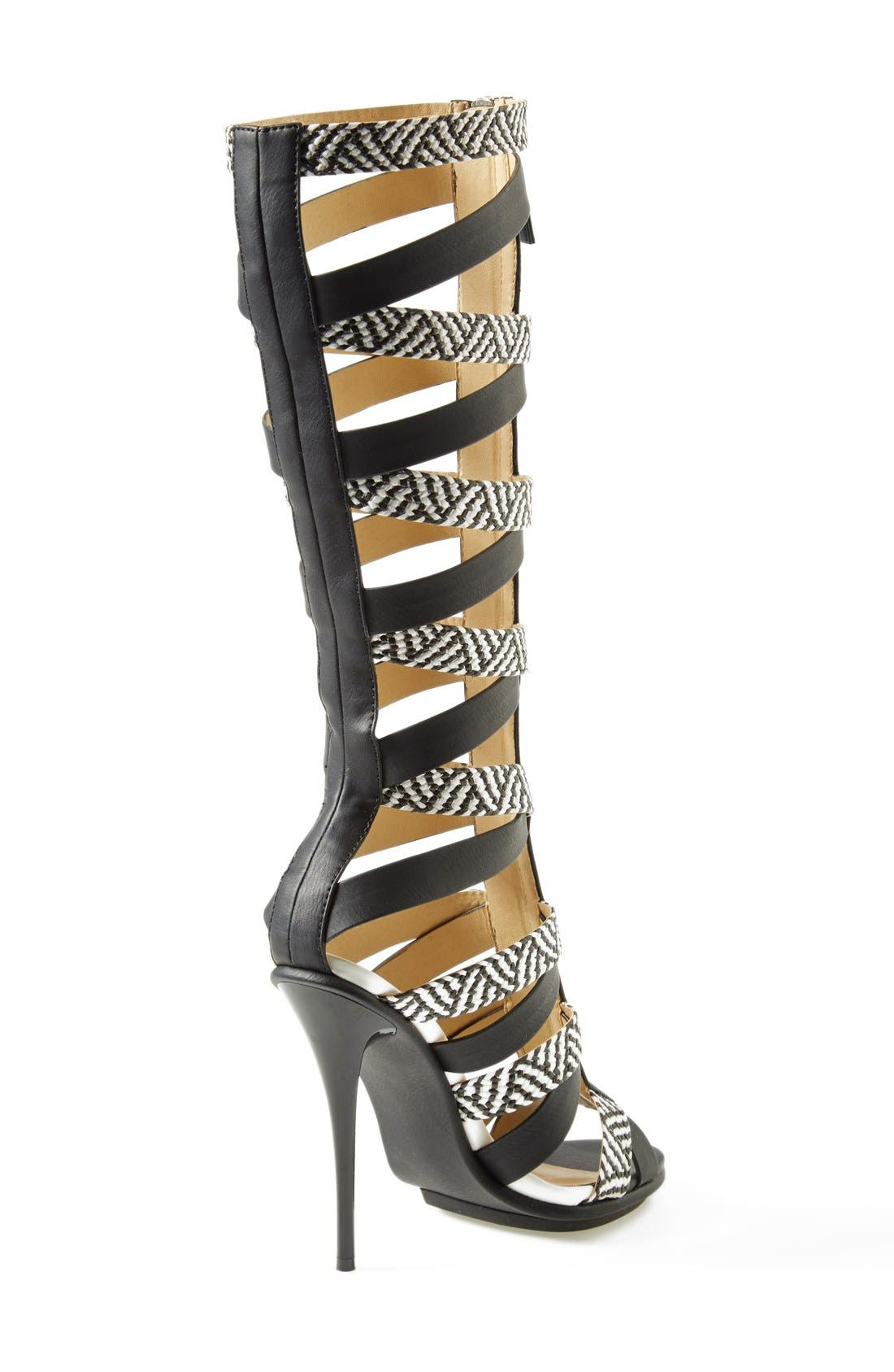 Alternate Image 2  - gx by Gwen Stefani 'Awstin' Gladiator Sandal (Women)