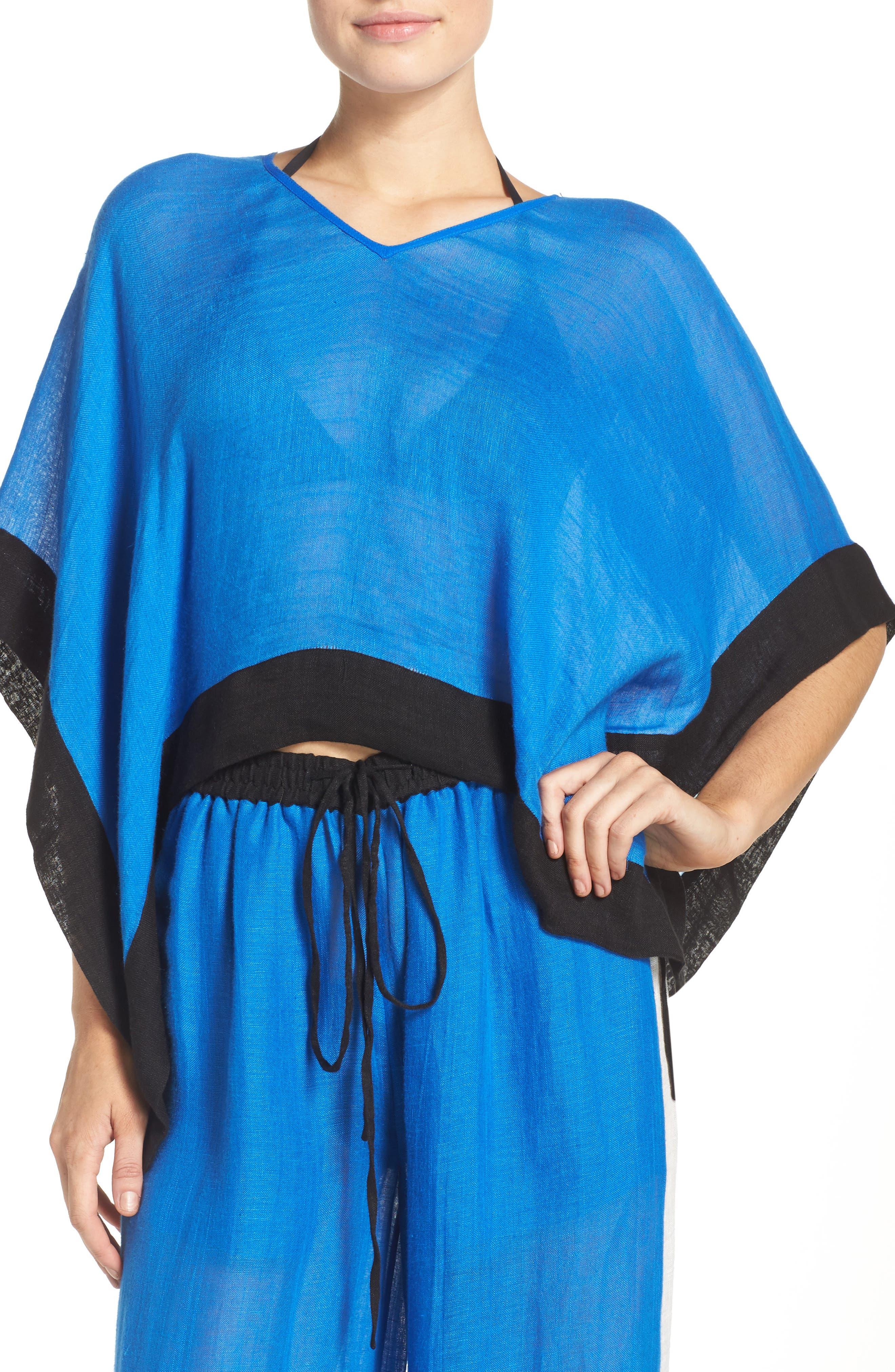 Diane von Furstenberg Cover-Up Top