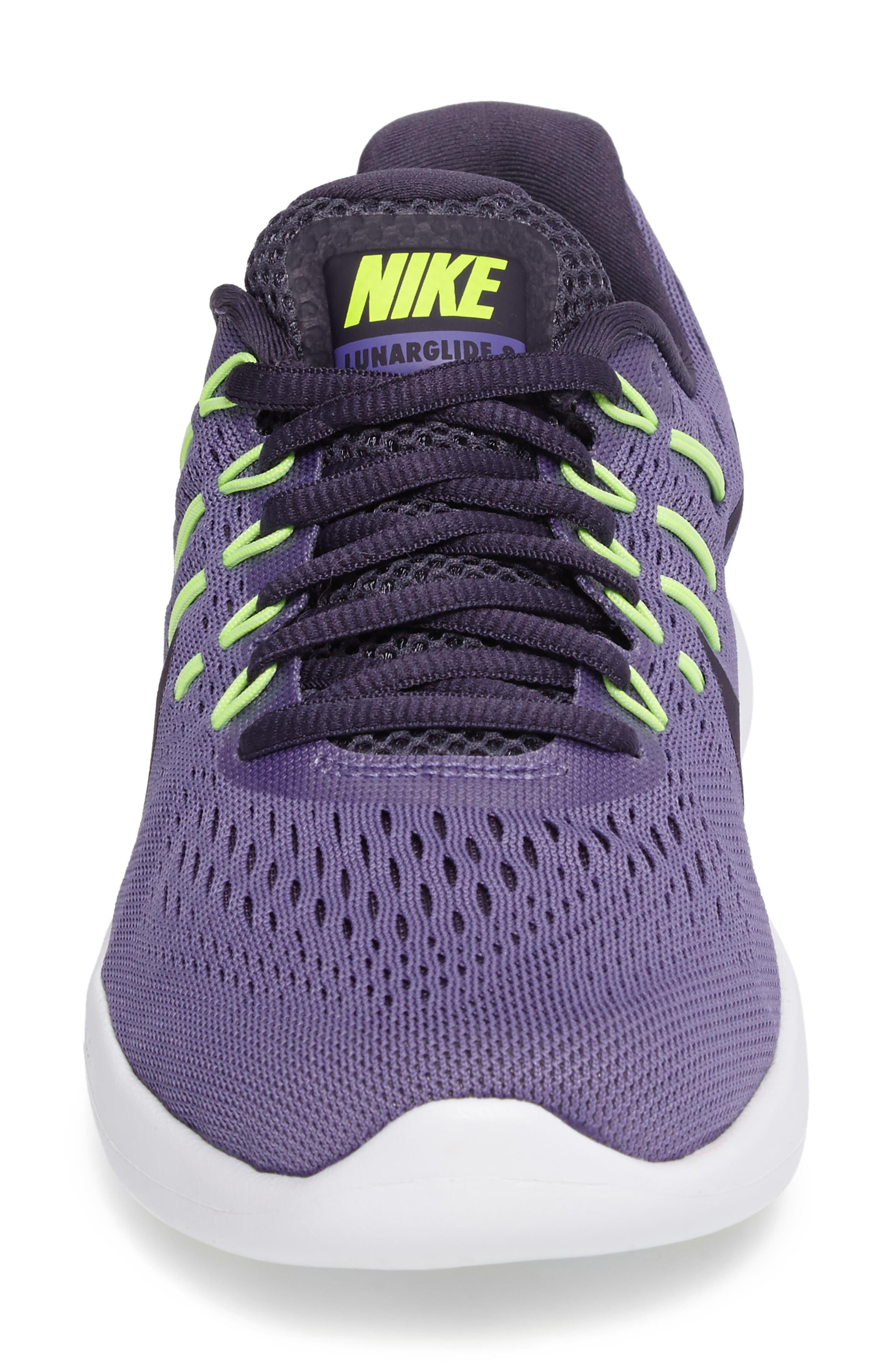 Alternate Image 4  - Nike 'LunarGlide 8' Running Shoe (Women)