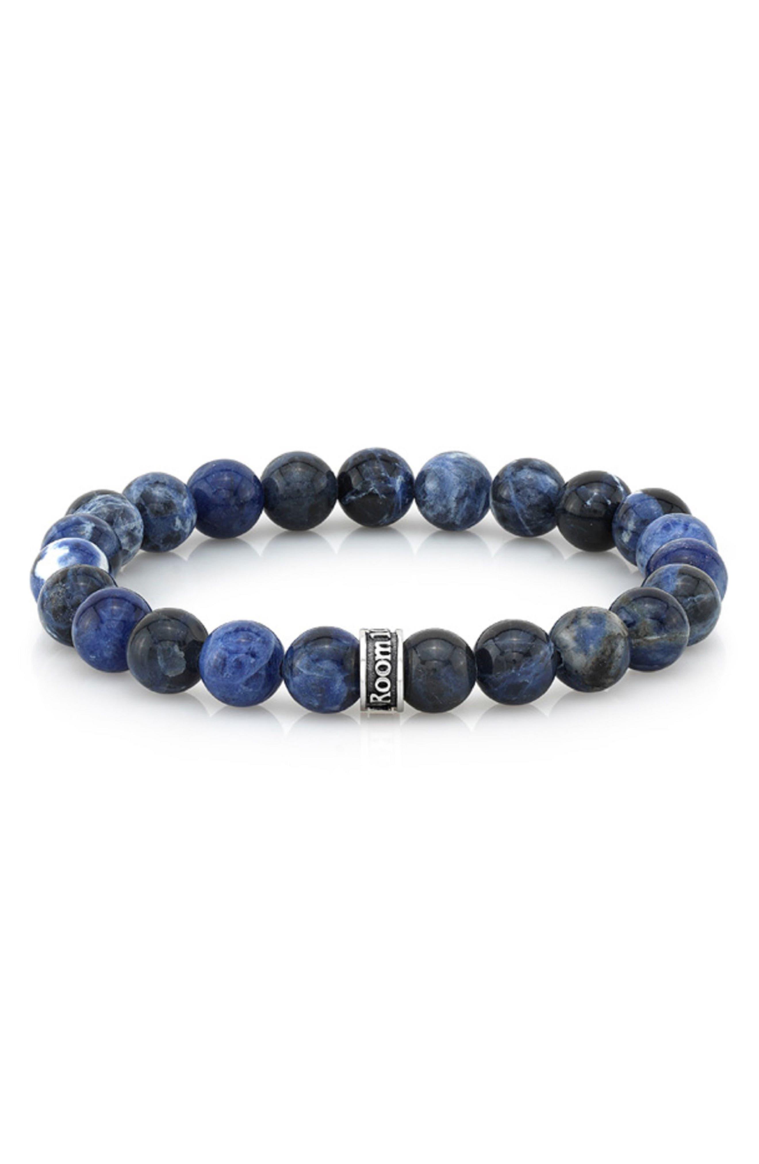 Room 101 Sodalite Bead Bracelet
