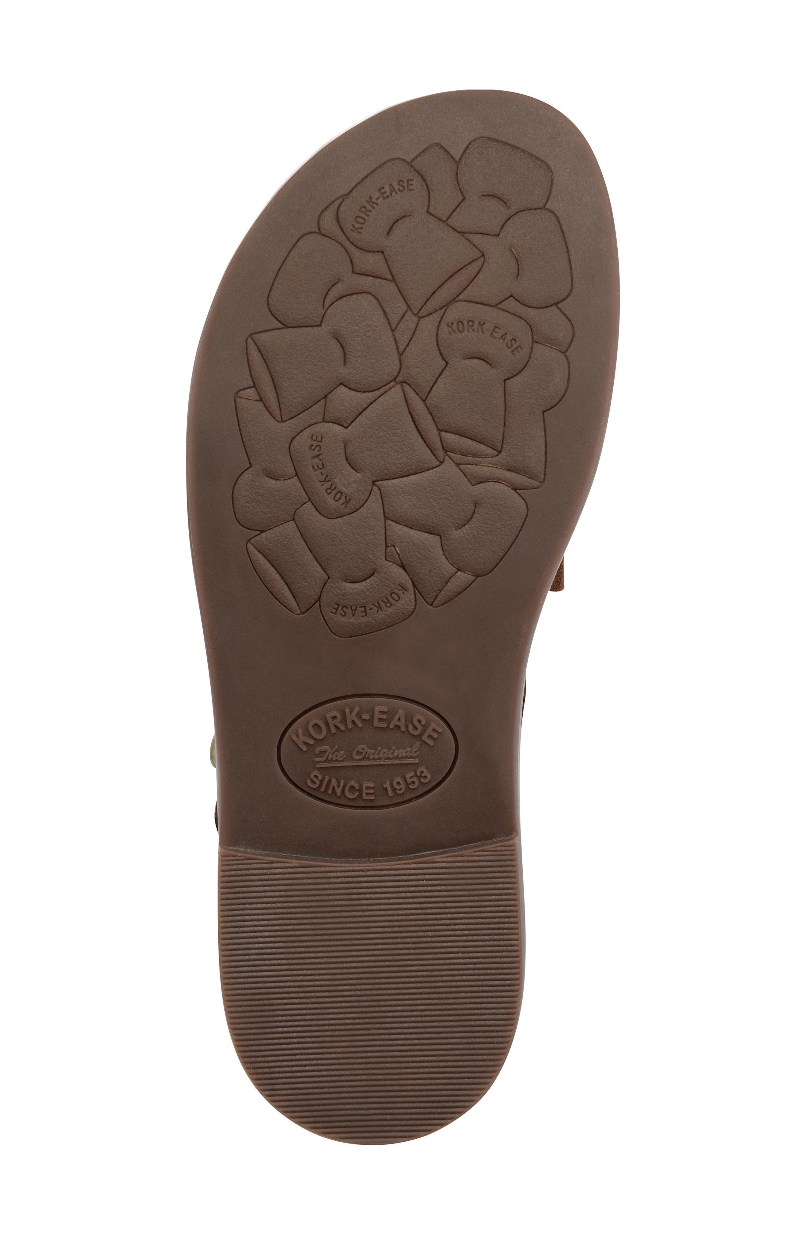 Alternate Image 4  - Kork-Ease® 'Nara' Flat Sandal (Women)