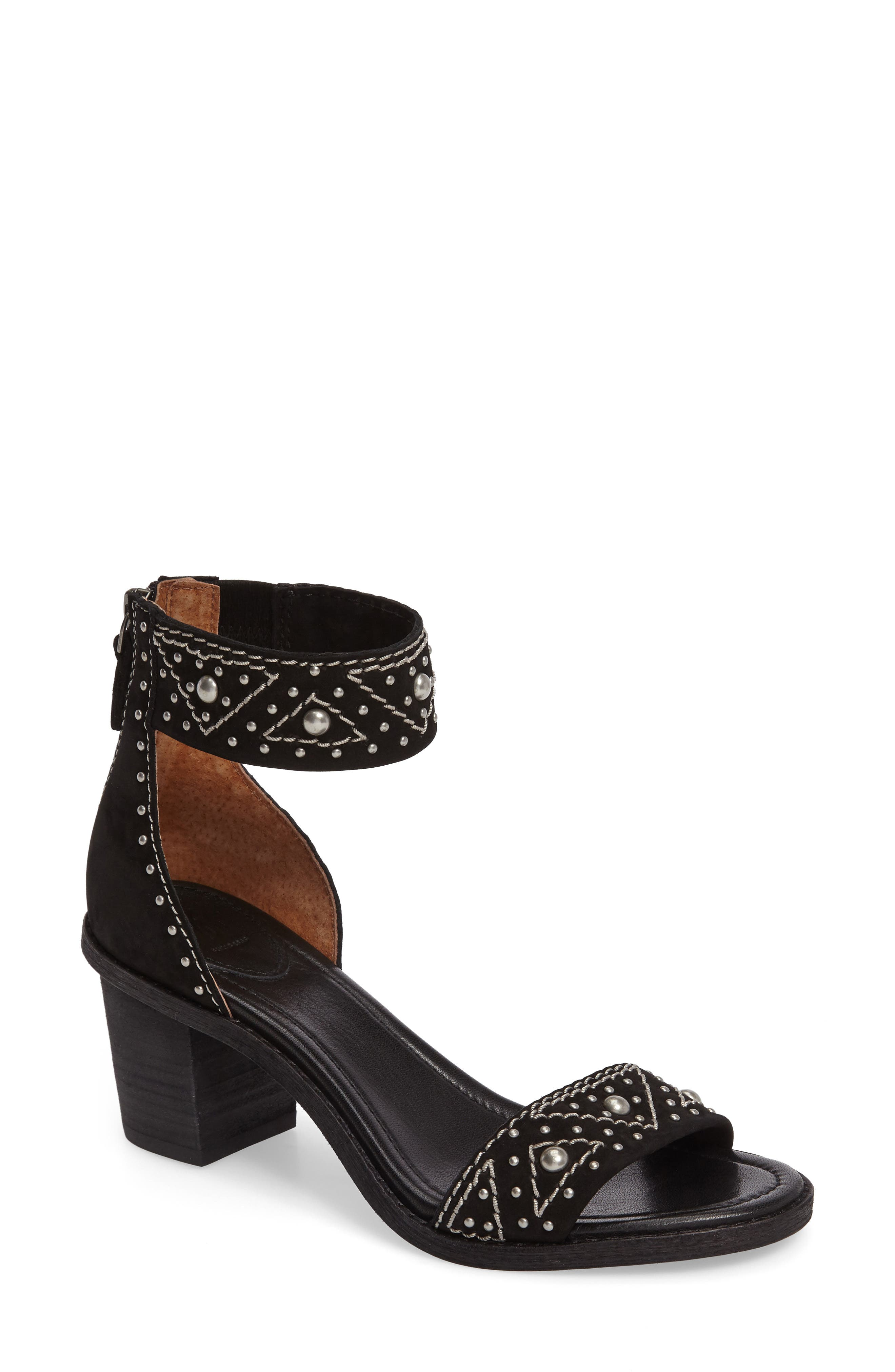 Frye Brielle Studded Sandal (Women)
