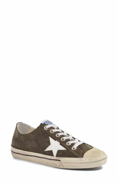 Golden Goose V-Star 2 Low Top Sneaker (Women)