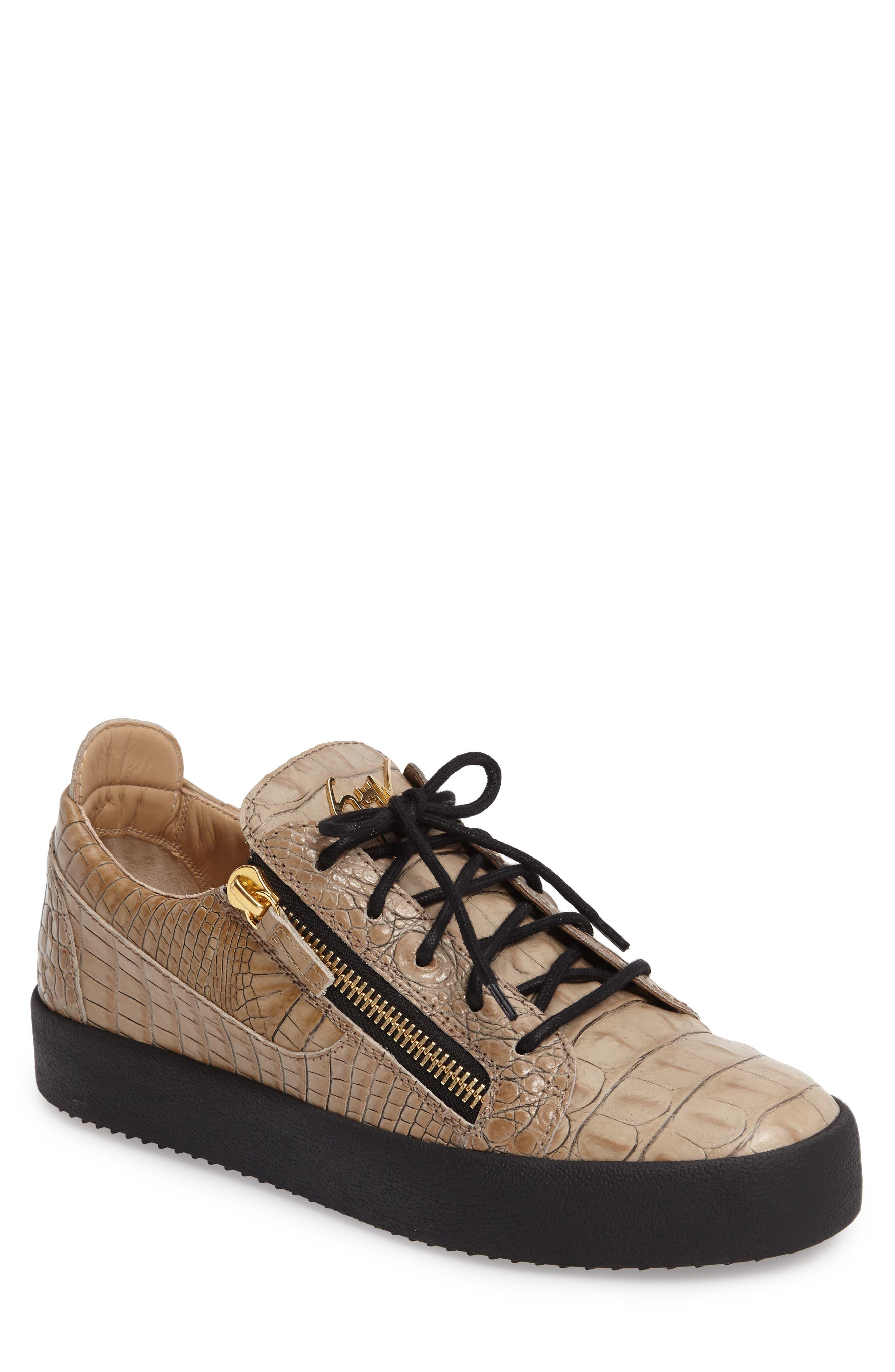 Alternate Image 1 Selected - Giuseppe Zanotti Low Top Sneaker (Men)