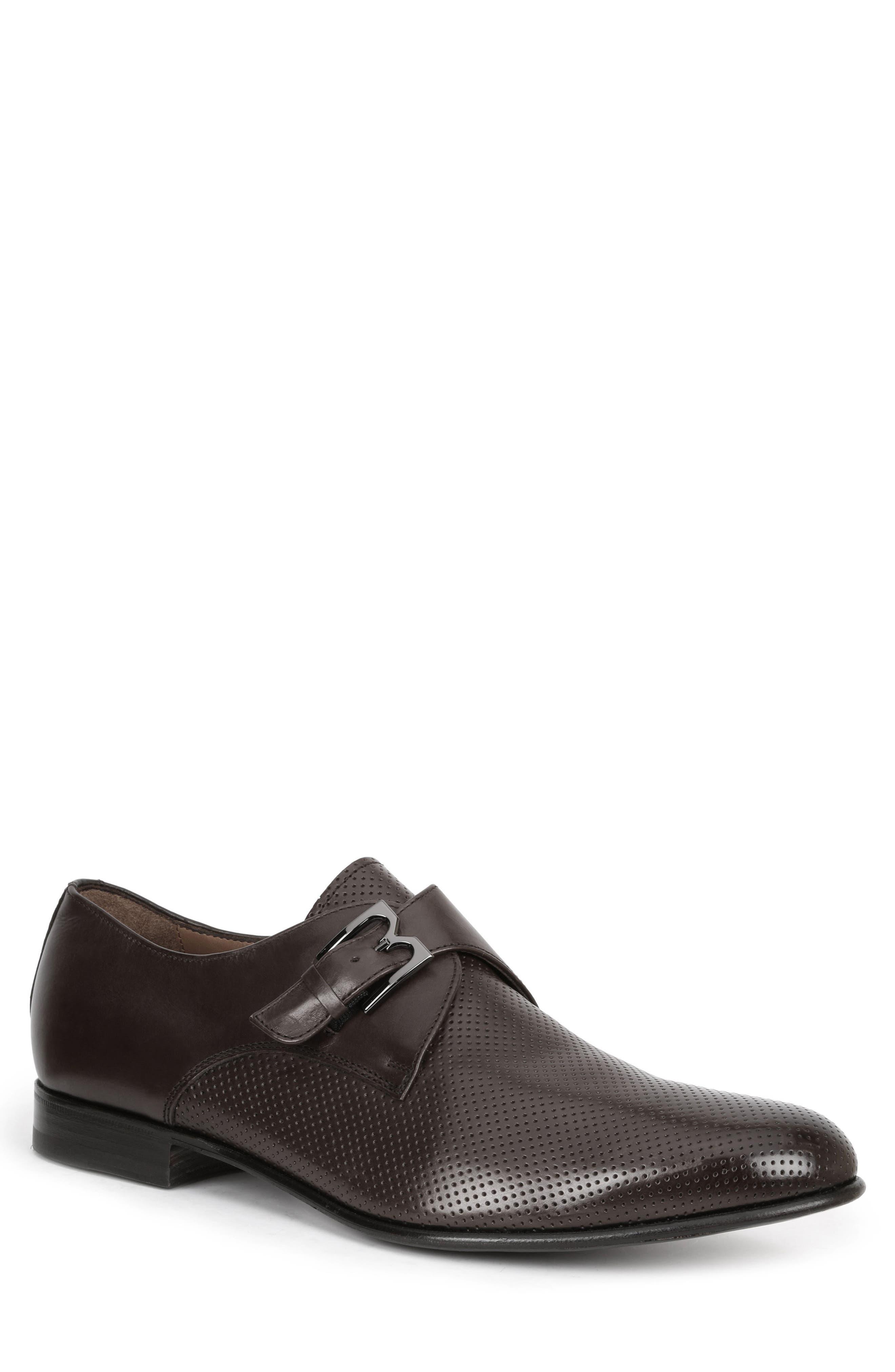 BRUNO MAGLI 'Vitale' Monk Strap Shoe