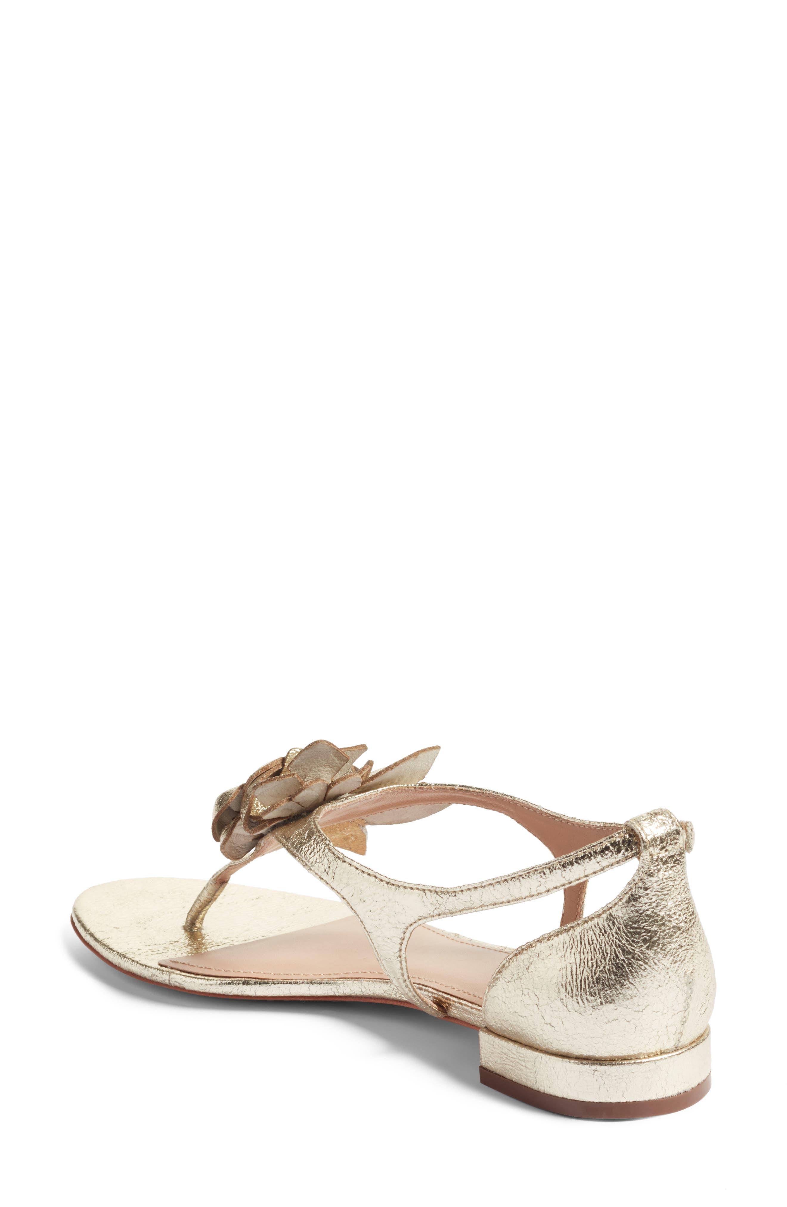 Alternate Image 2  - Tory Burch Blossom Sandal (Women)