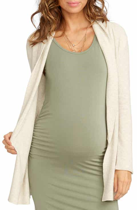 Rosie Pope Taylor Maternity Cardigan