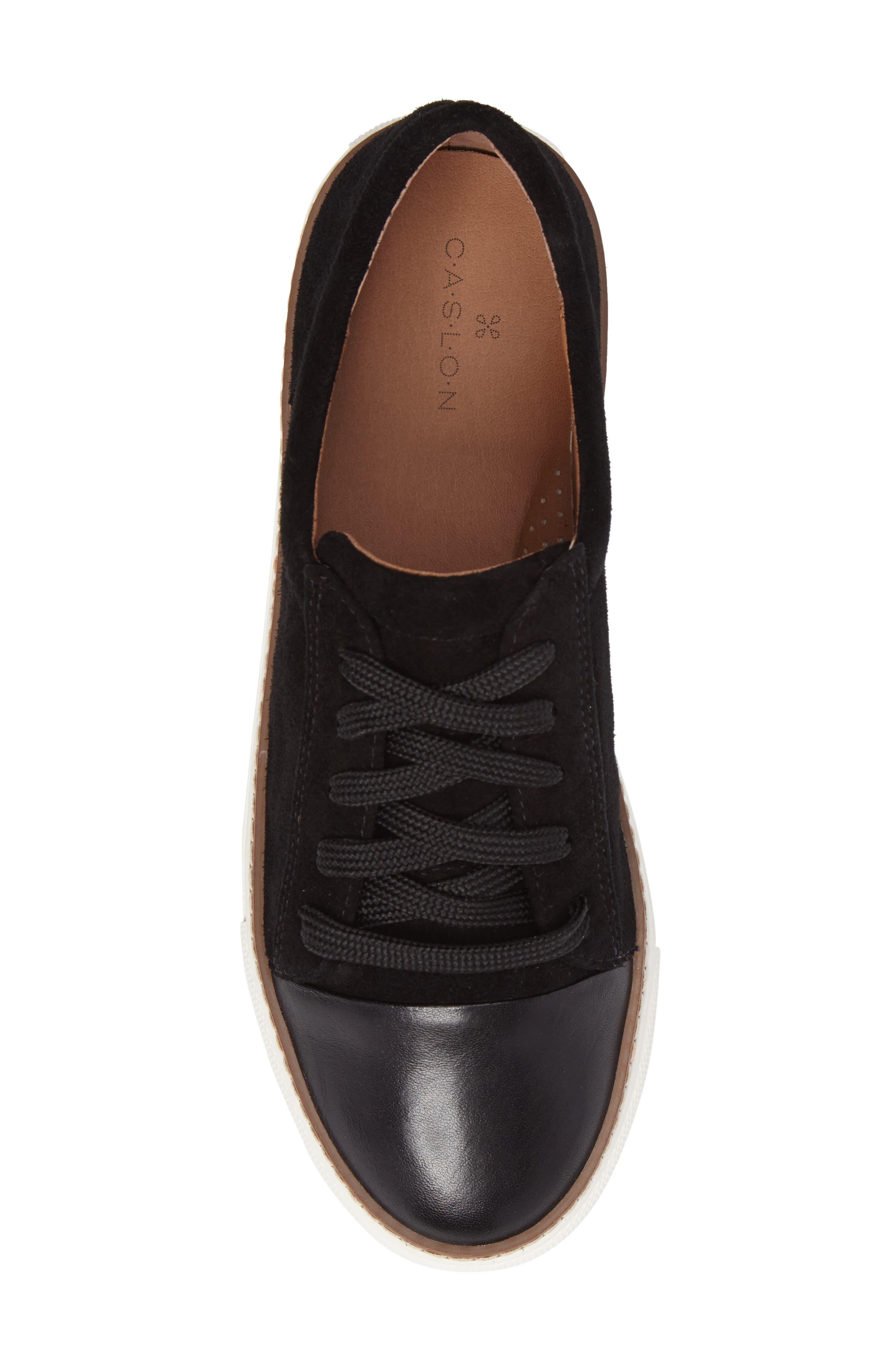 Alternate Image 5  - Caslon® Camden Sneaker (Women)