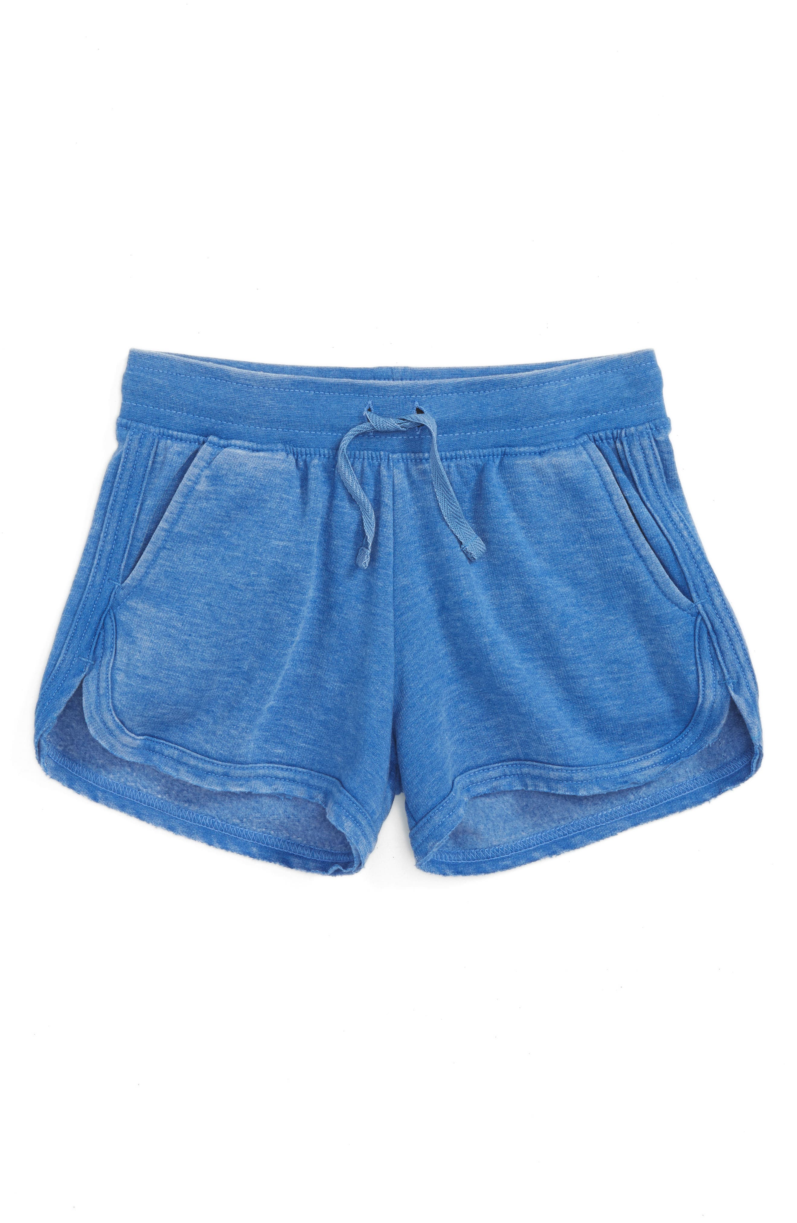 C & C California Cotton Blend Shorts (Big Girls)
