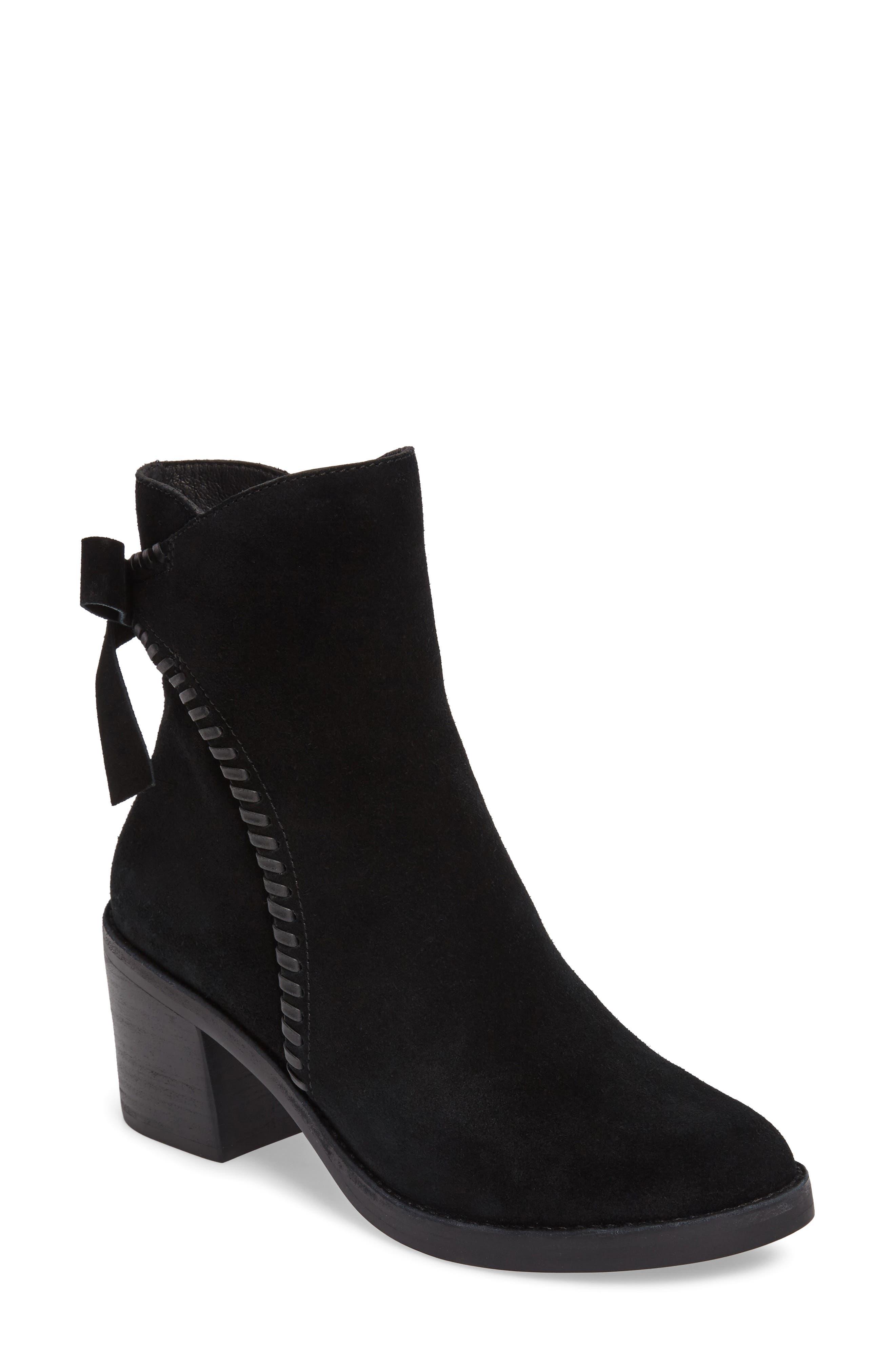 UGG® Fraise Whipstitch Bow Bootie (Women)