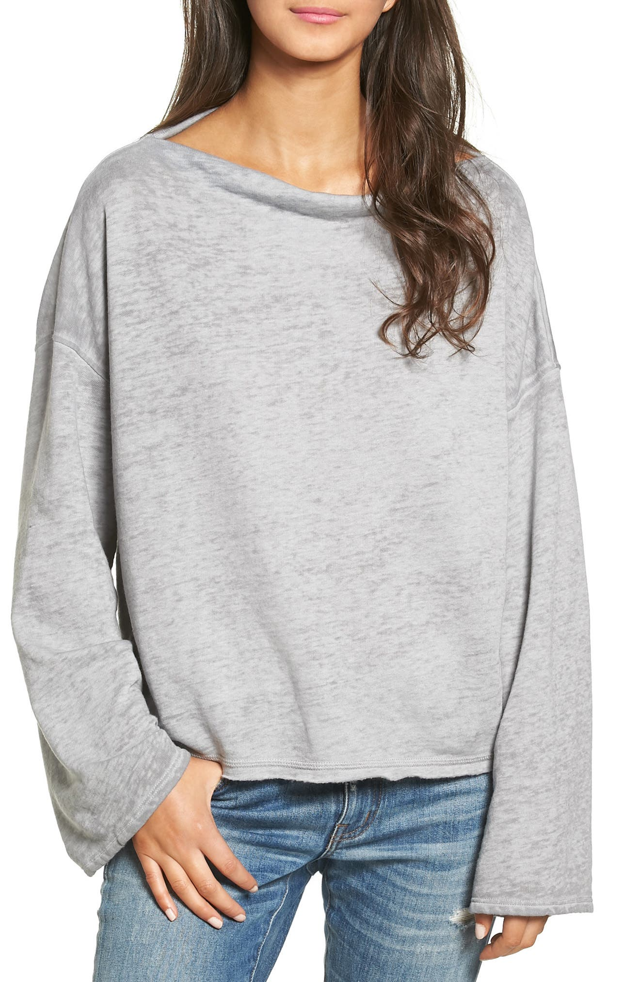 Treasure & Bond Slouchy Pullover
