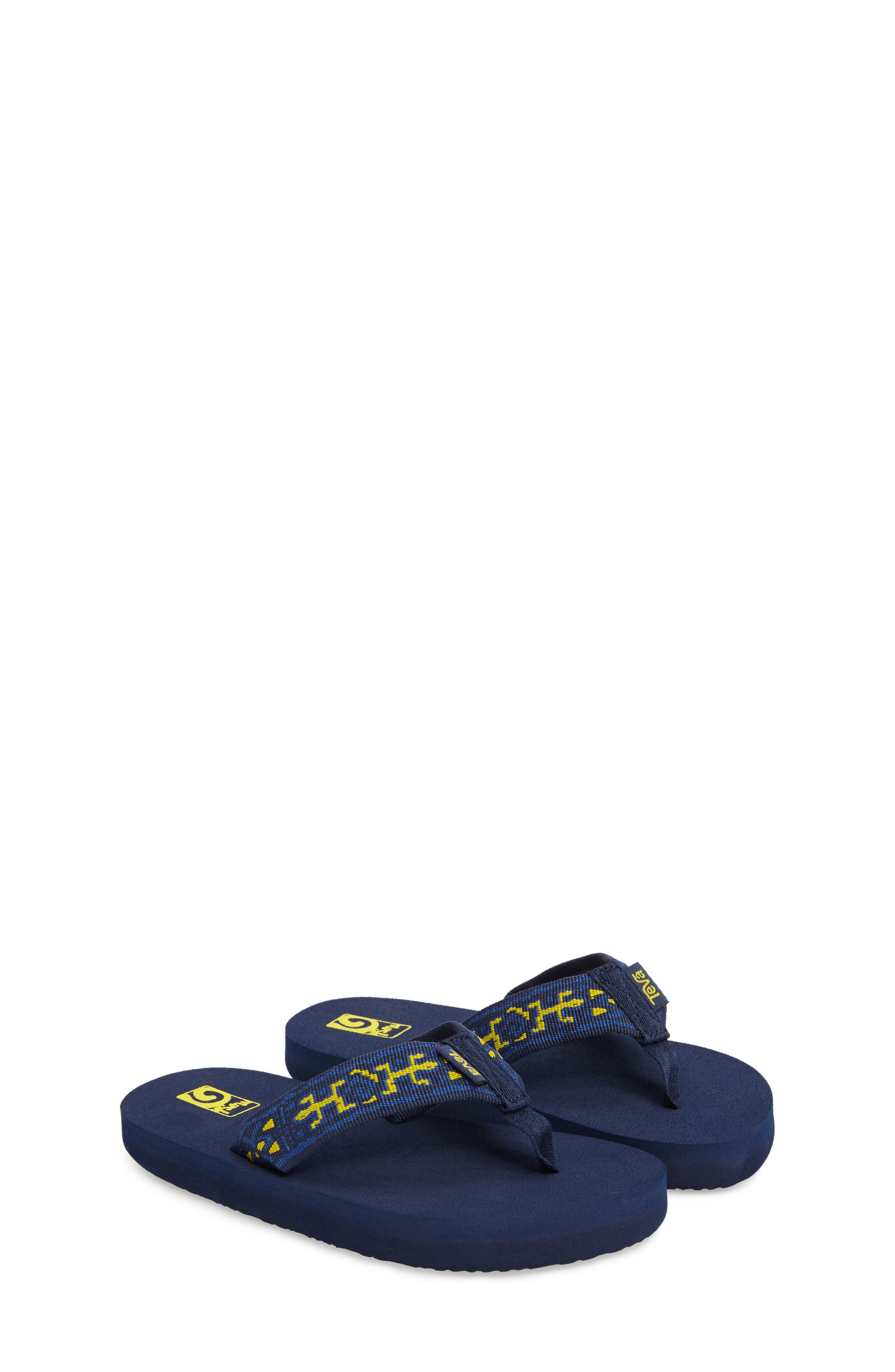 Teva Mush II Flip Flop (Baby, Walker, Toddler, Little Kid & Big Kid)