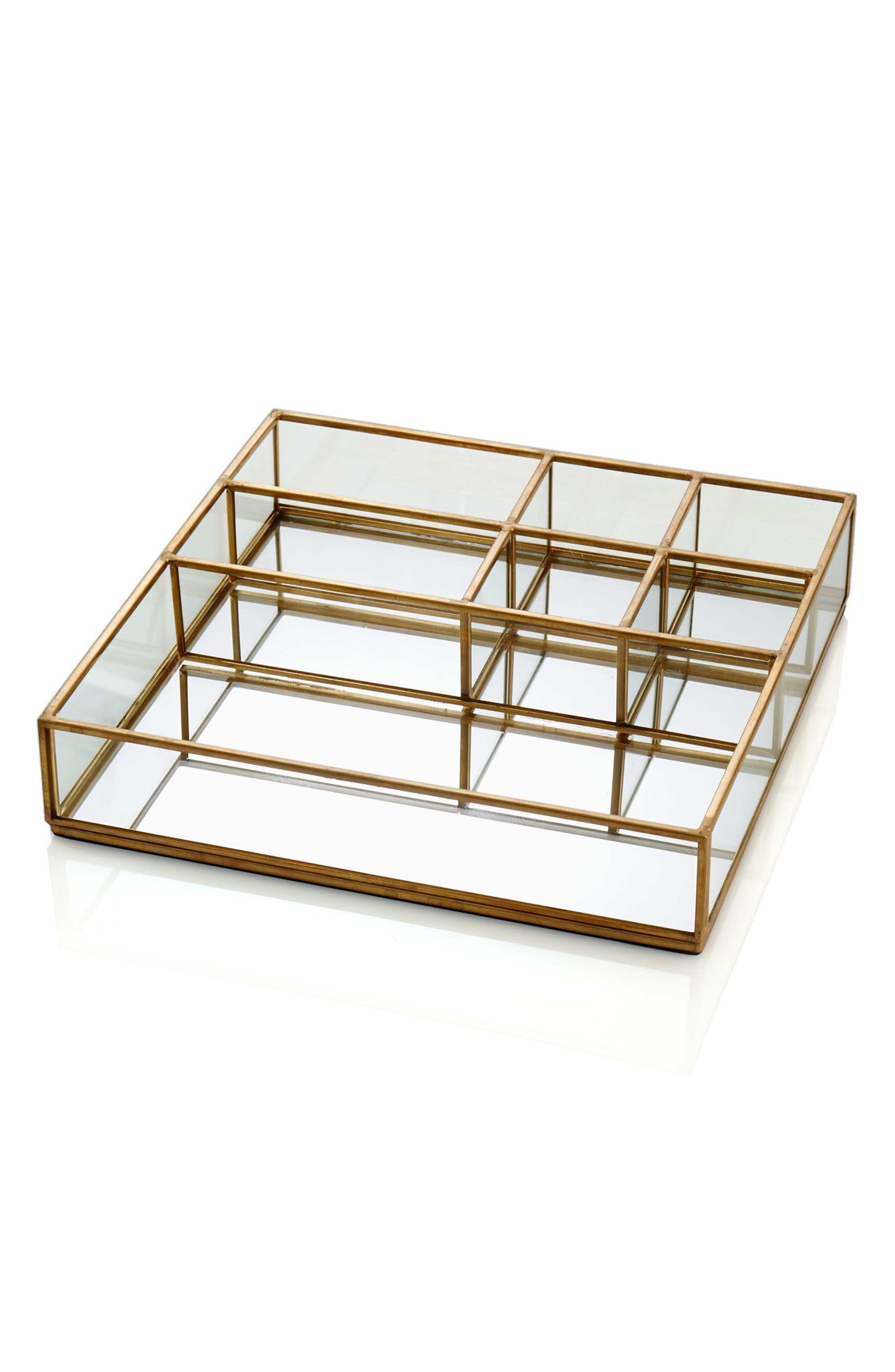 Paradigm Trends Monaco Square Tray