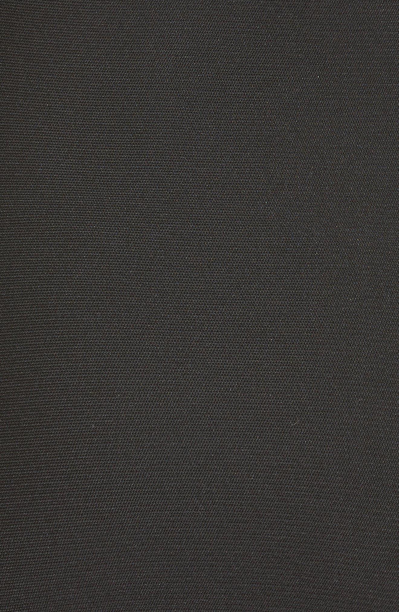 Alternate Image 3  - Alexander Wang Knotted Fringe Knit Dress