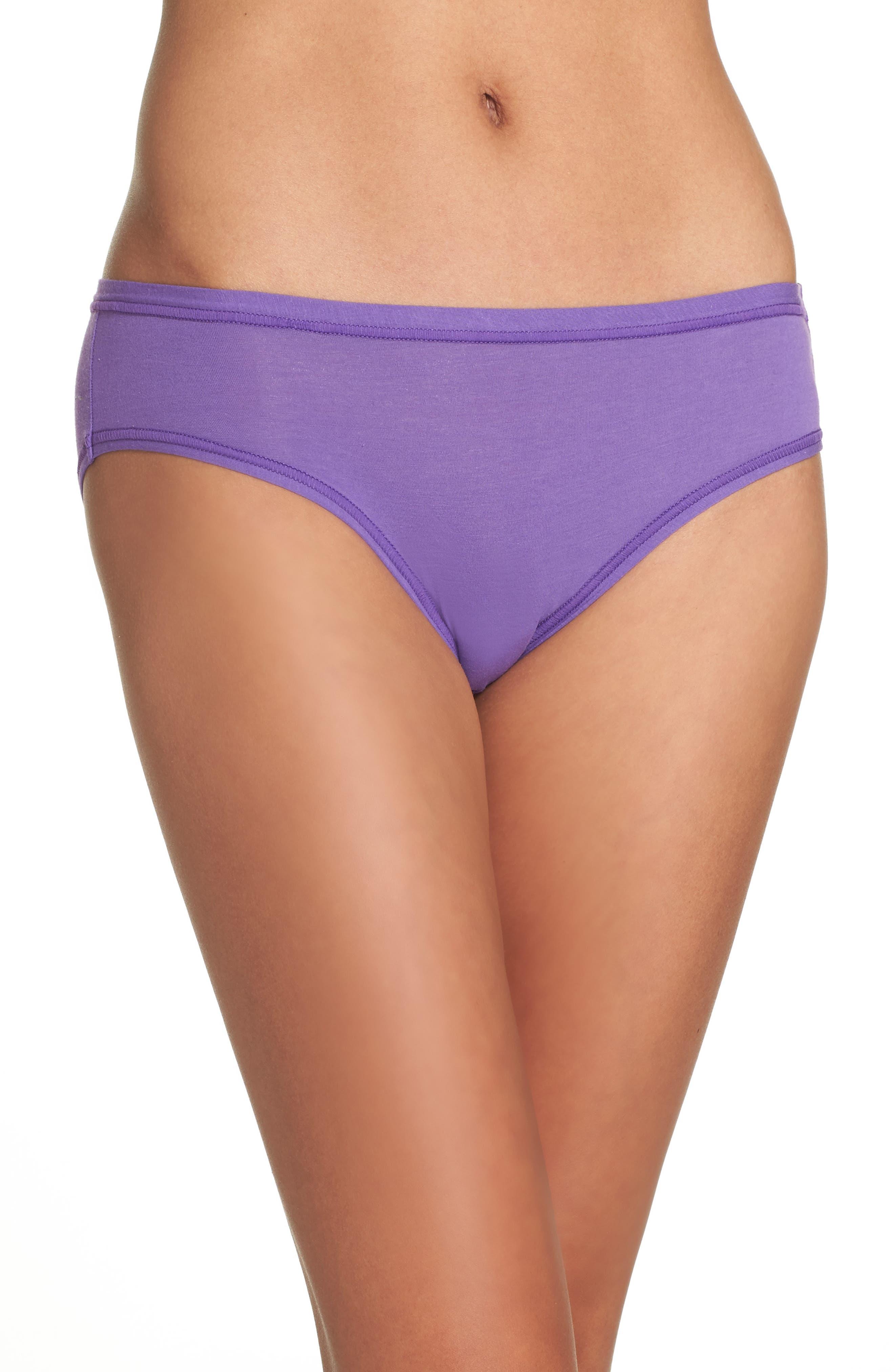 Alternate Image 1 Selected - Wacoal B Fitting Bikini (3 for $28)