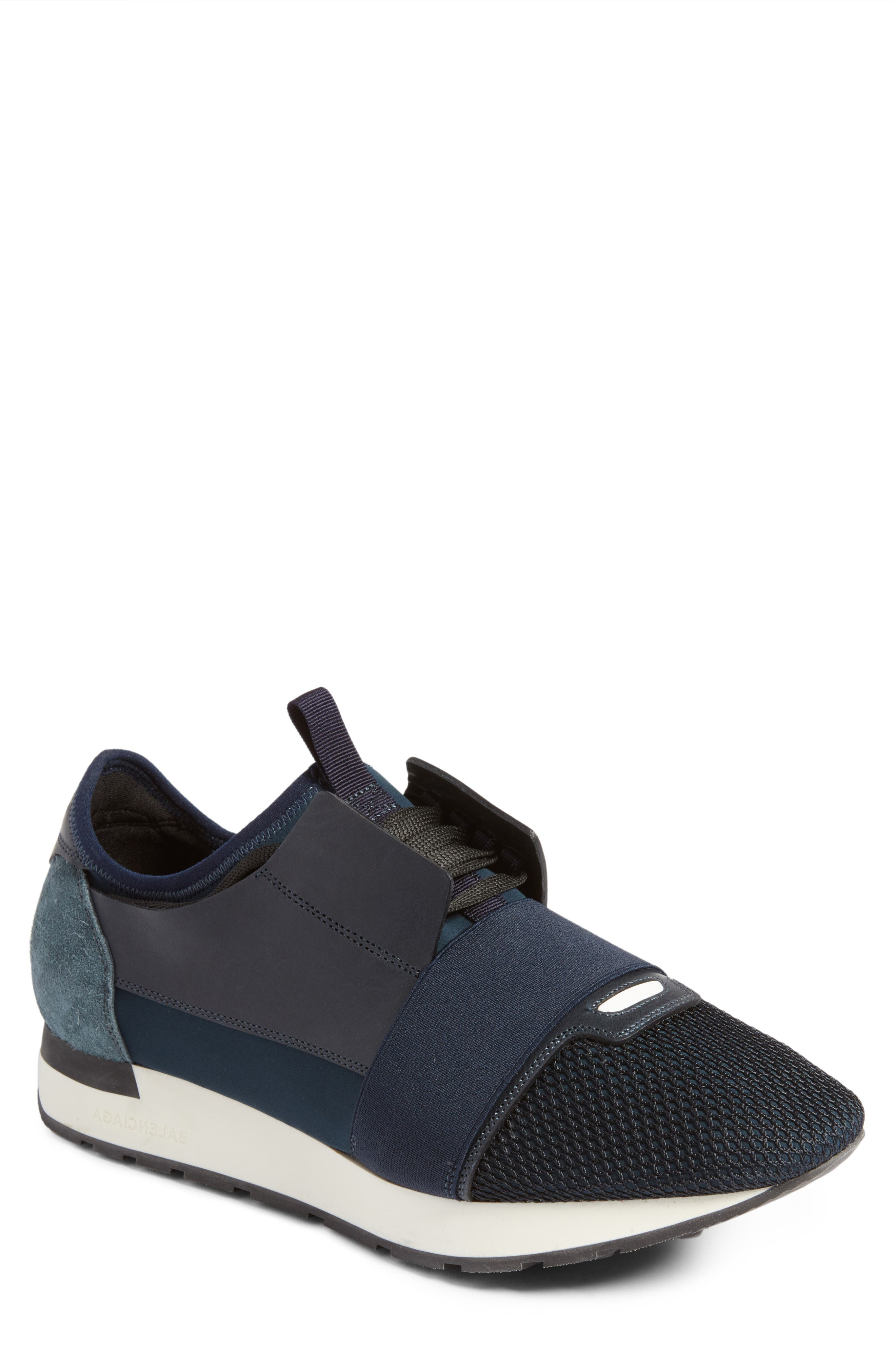 Balenciaga Race Runner Sneaker (Men)