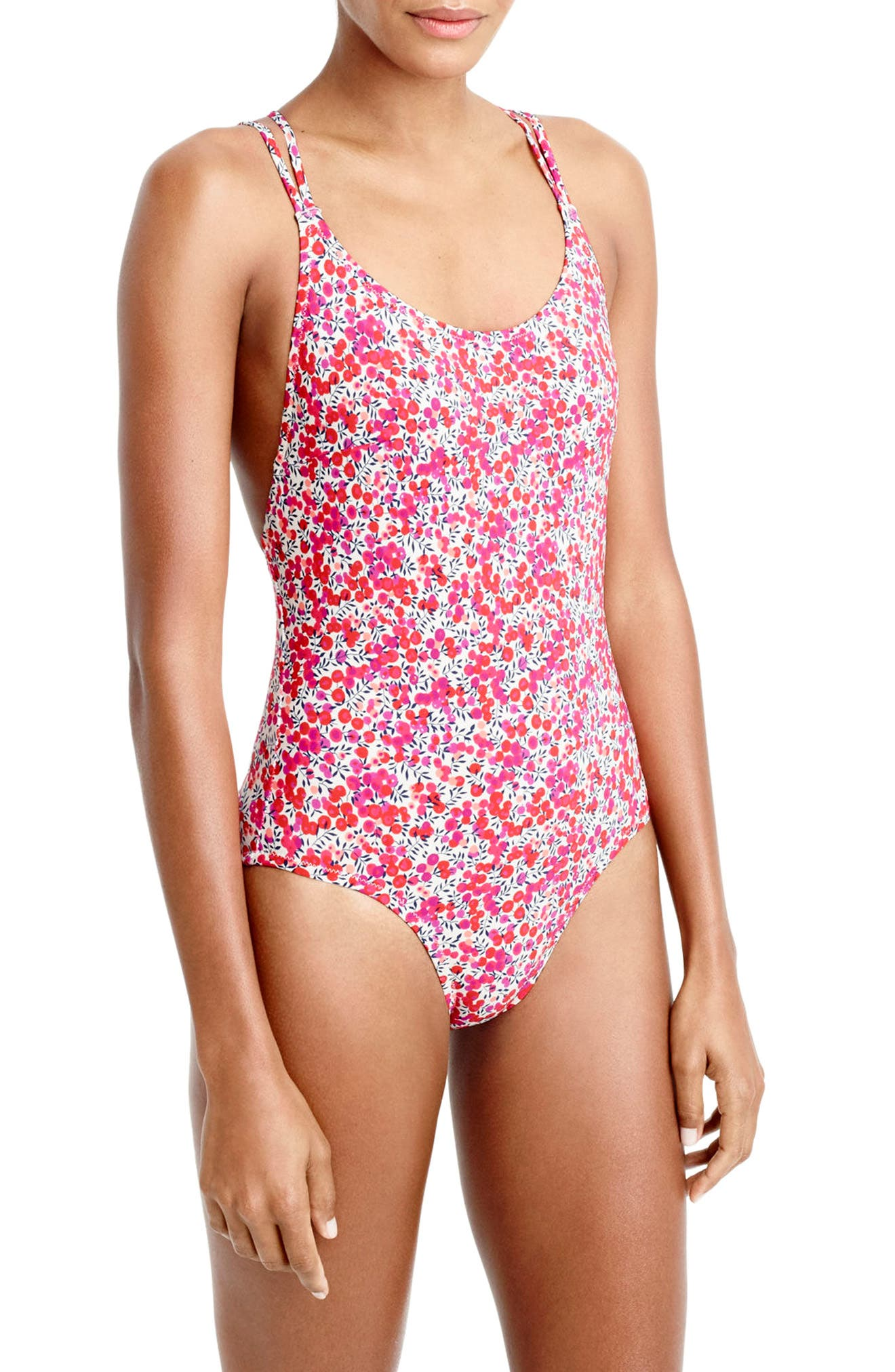 J.Crew Liberty One-Piece Swimsuit