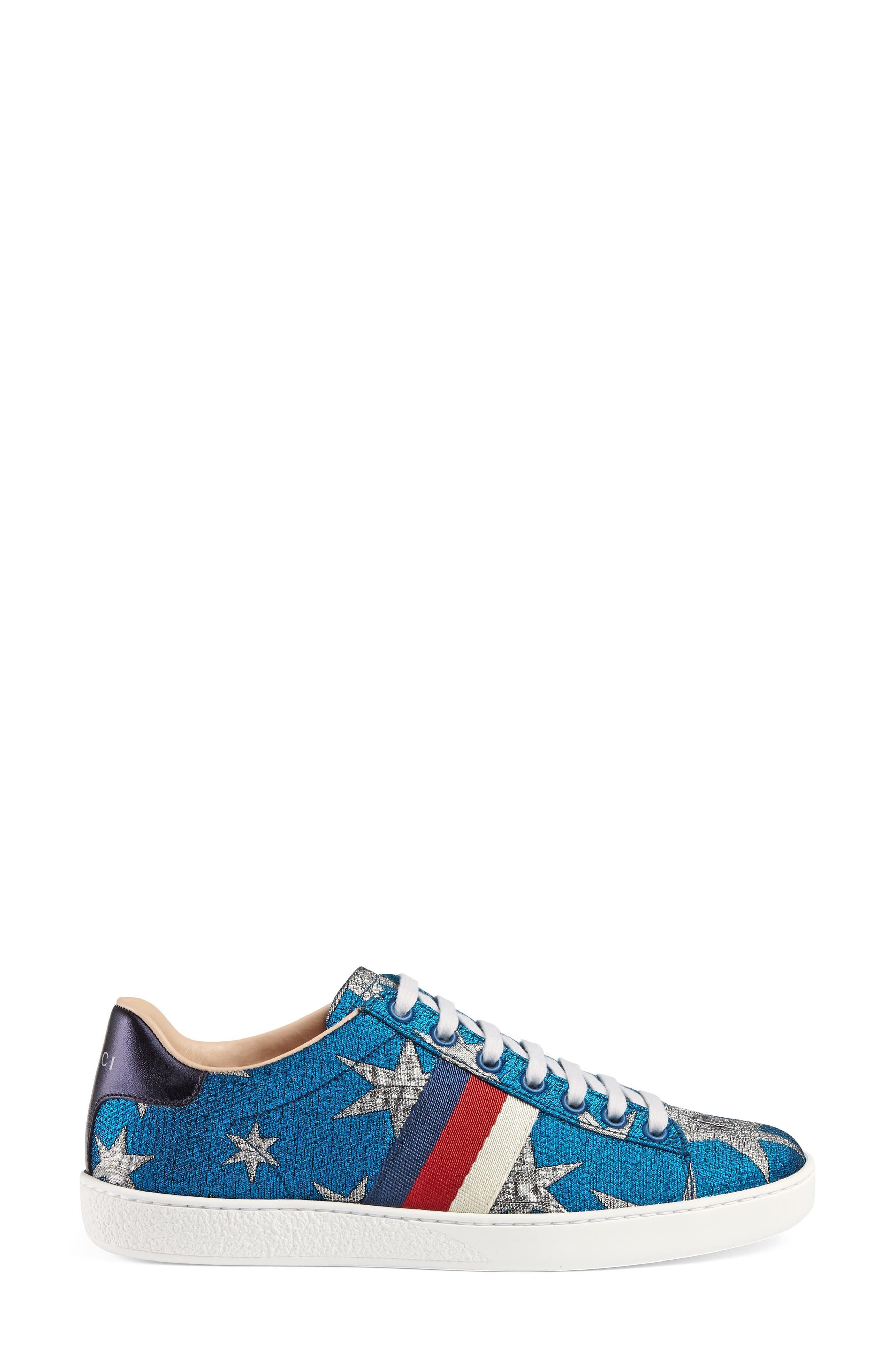 Gucci Star New Ace Sneaker (Women)