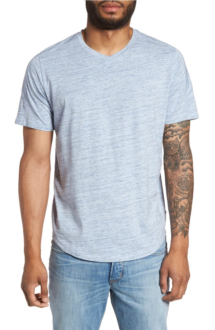 Good man brand v neck jersey t shirt nordstrom for Successful t shirt brands