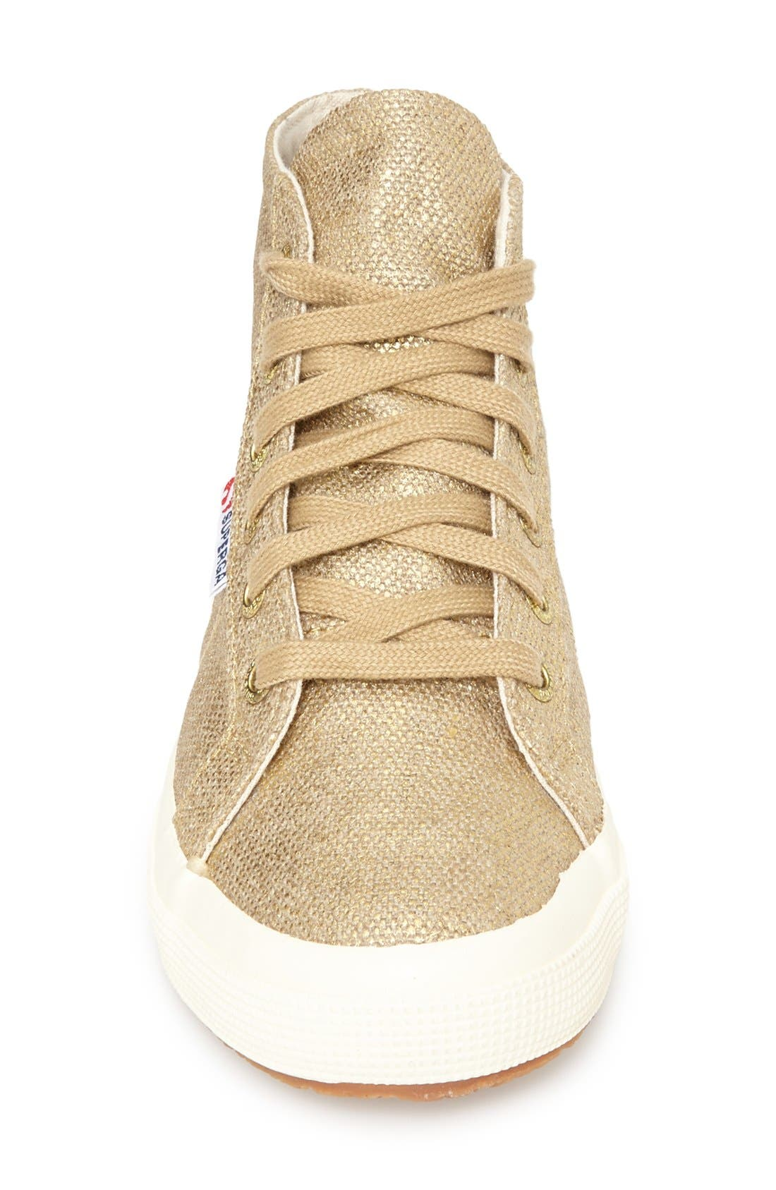 Alternate Image 3  - Superga Marble High Top Sneaker (Women)