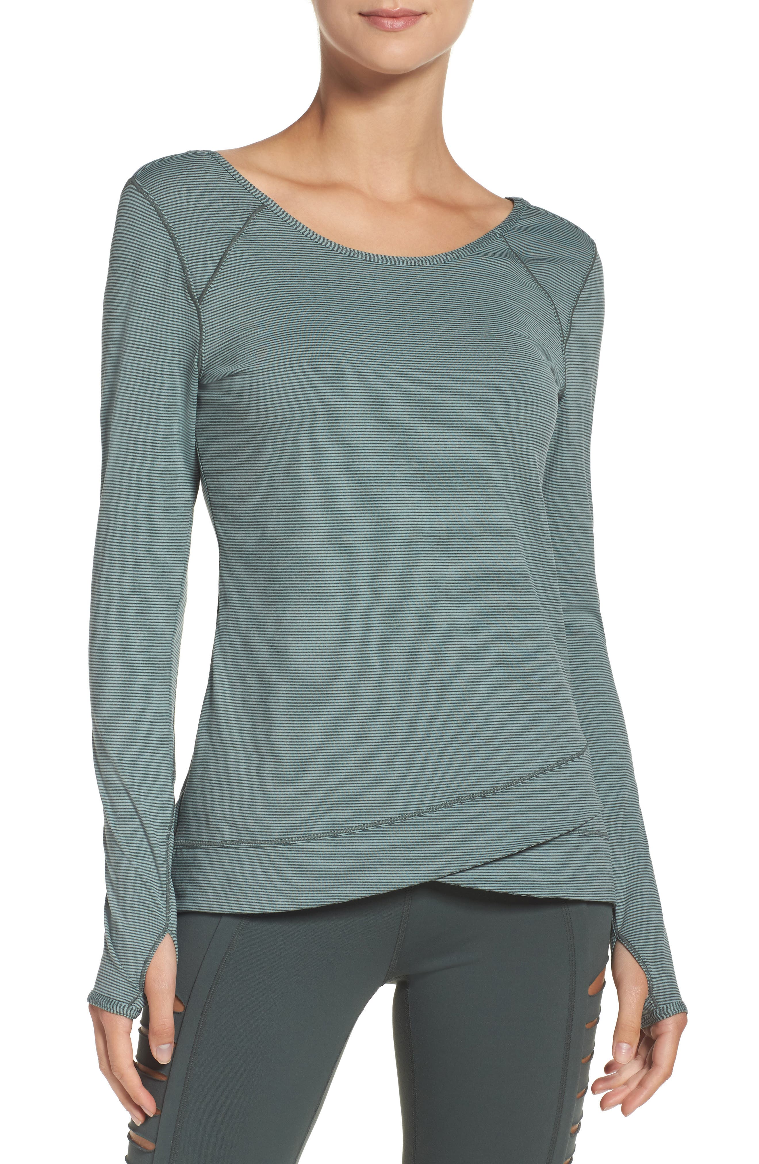Zella Layer Me Pullover