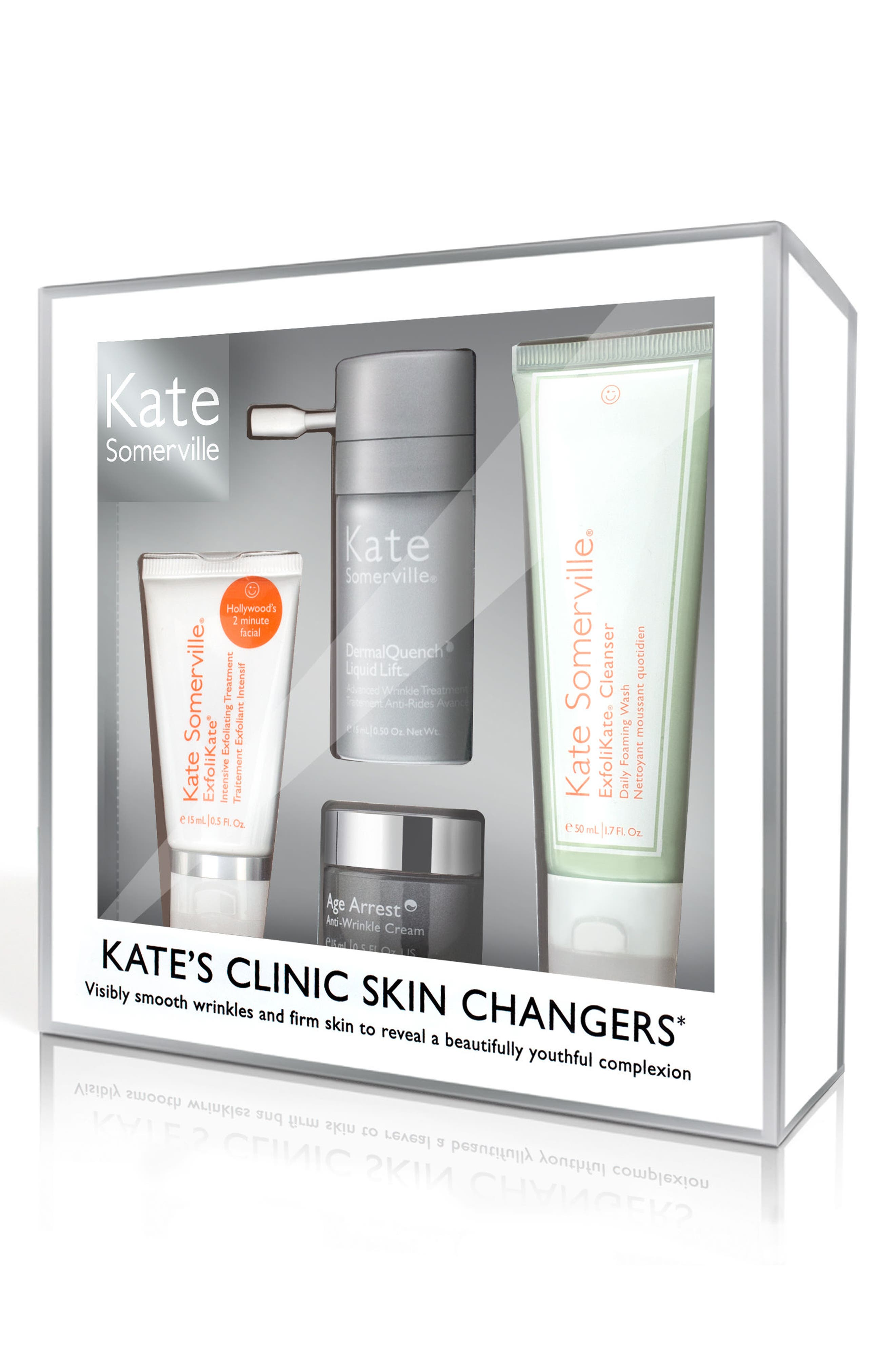 Kate Somerville® Clinic Skin Changers Kit ($93 Value)
