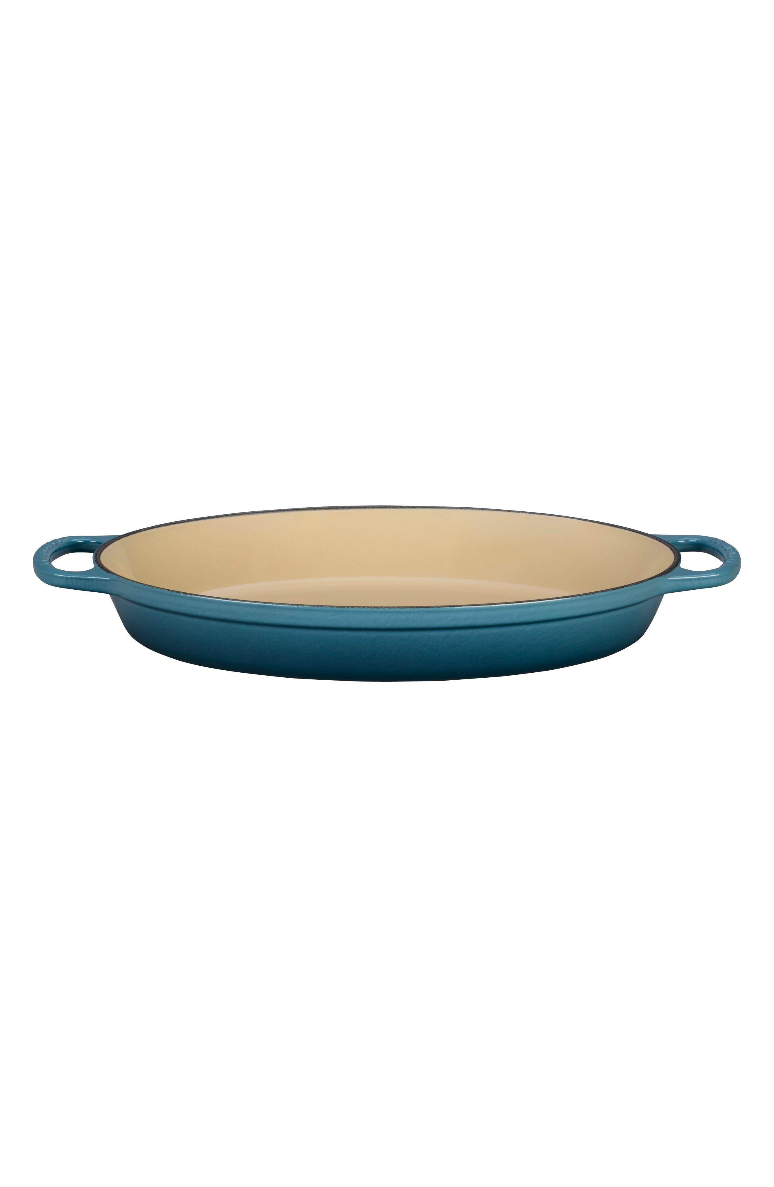Le Creuset 2.25-Quart Enameled Cast Iron Oval Baker
