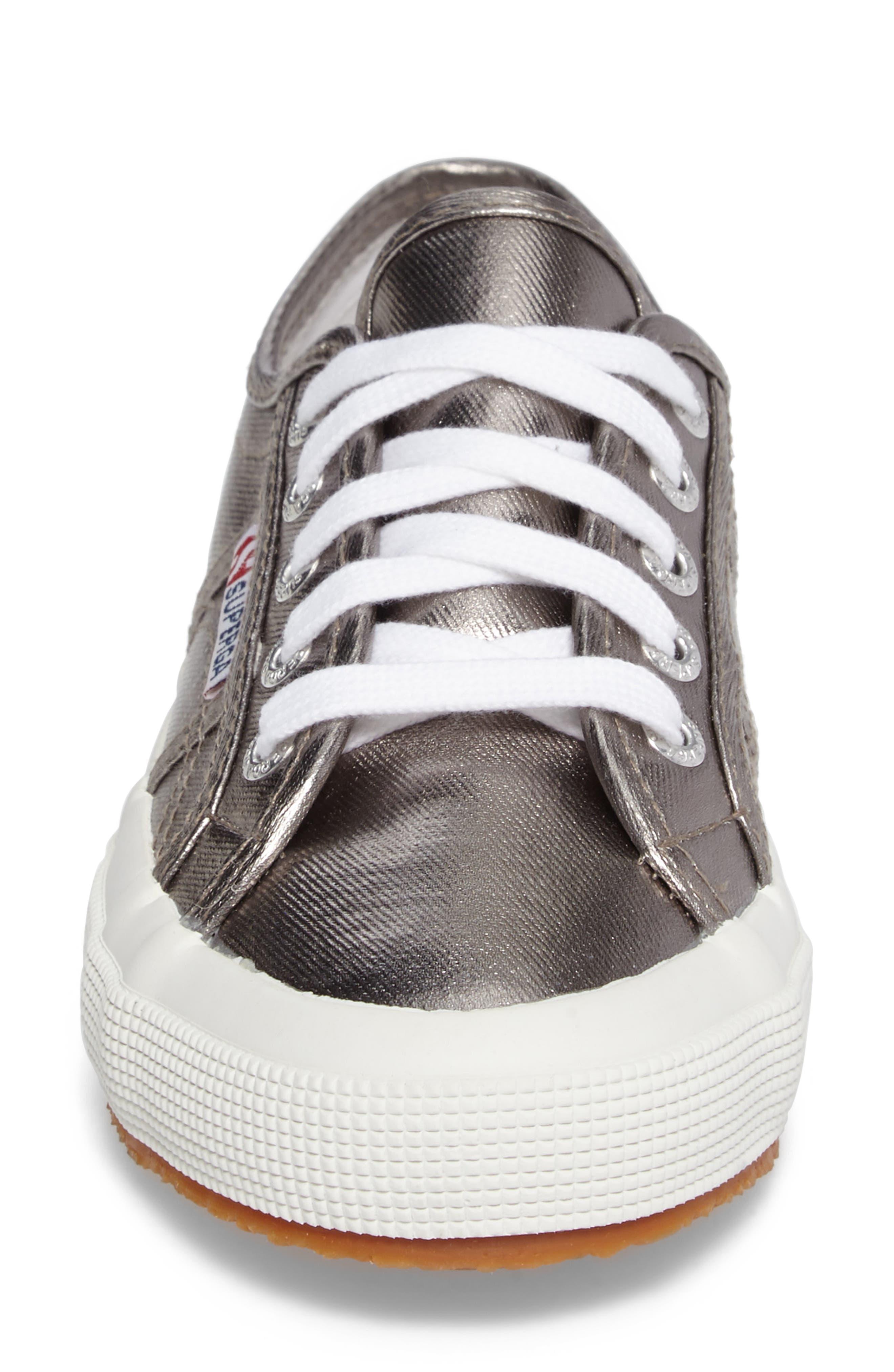 Alternate Image 4  - Superga 'Cotmetu' Metallic Sneaker (Women)