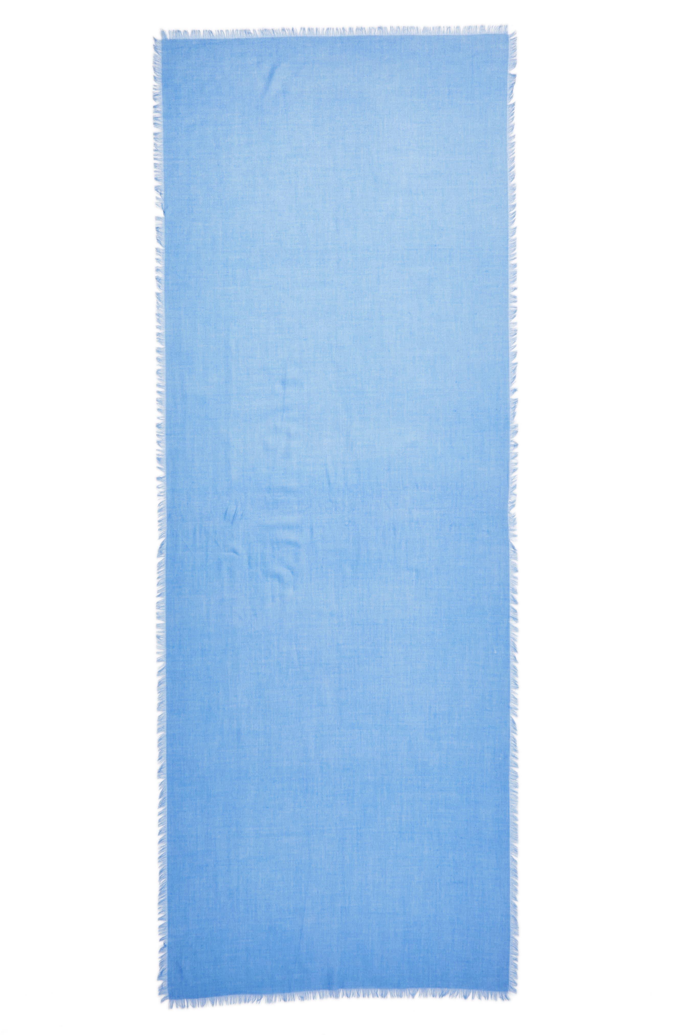 Alternate Image 3  - Nordstrom Cashmere & Silk Wrap