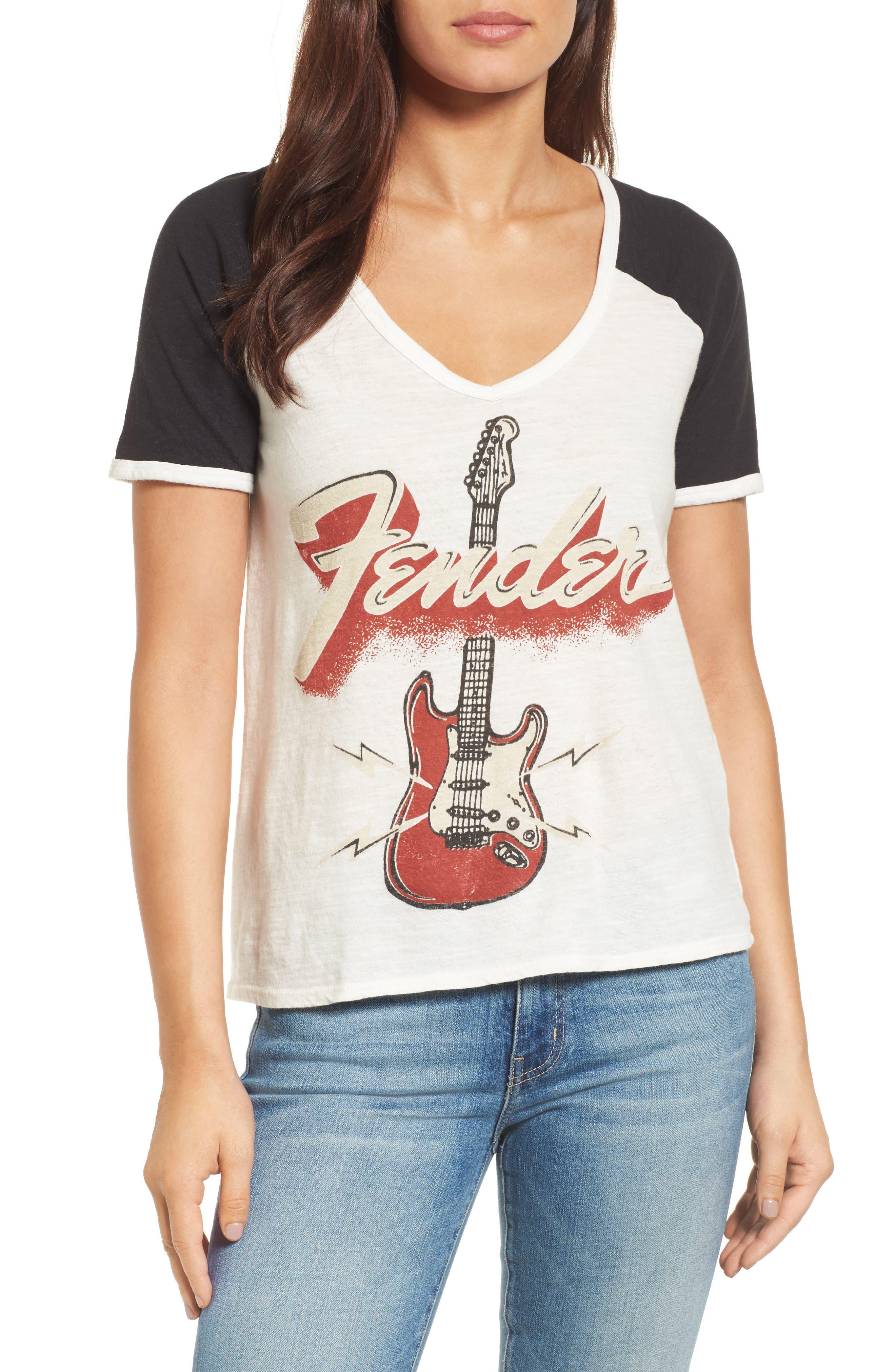 Lucky Brand Fender Tee