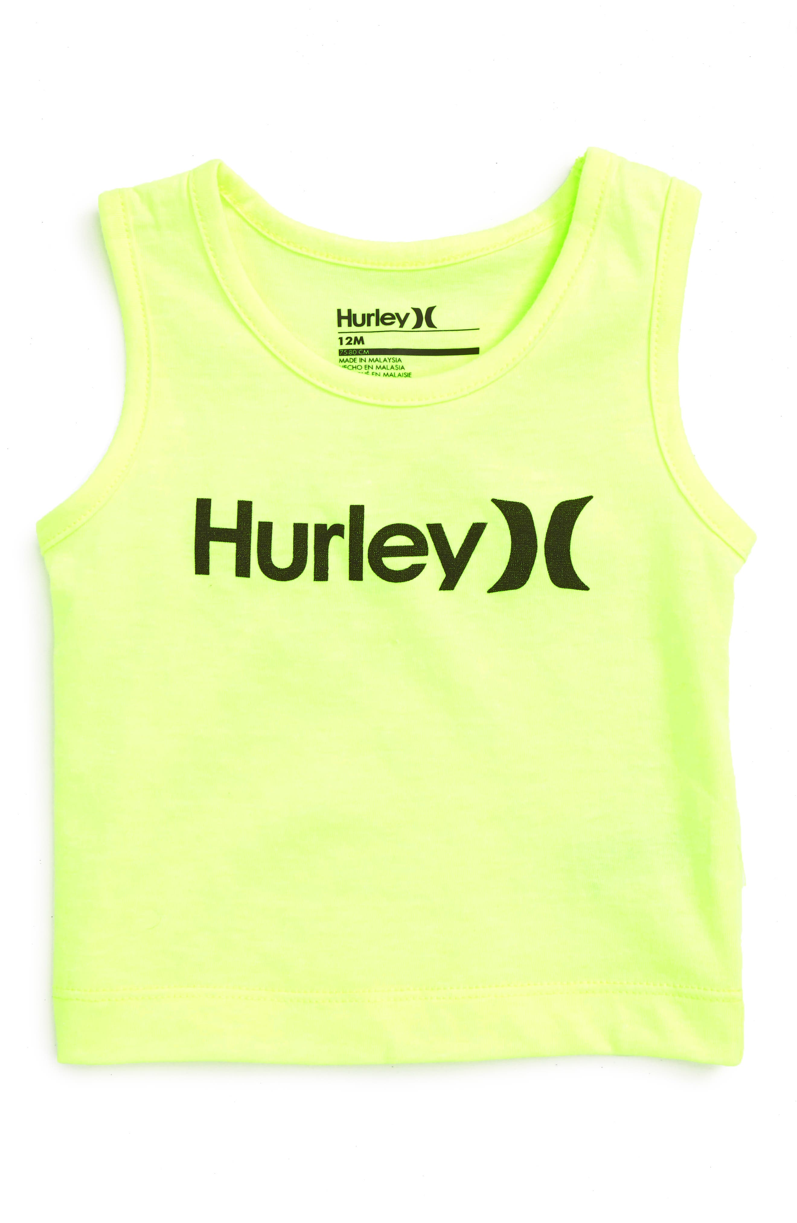 Hurley One and Only Tank (Baby Boys)