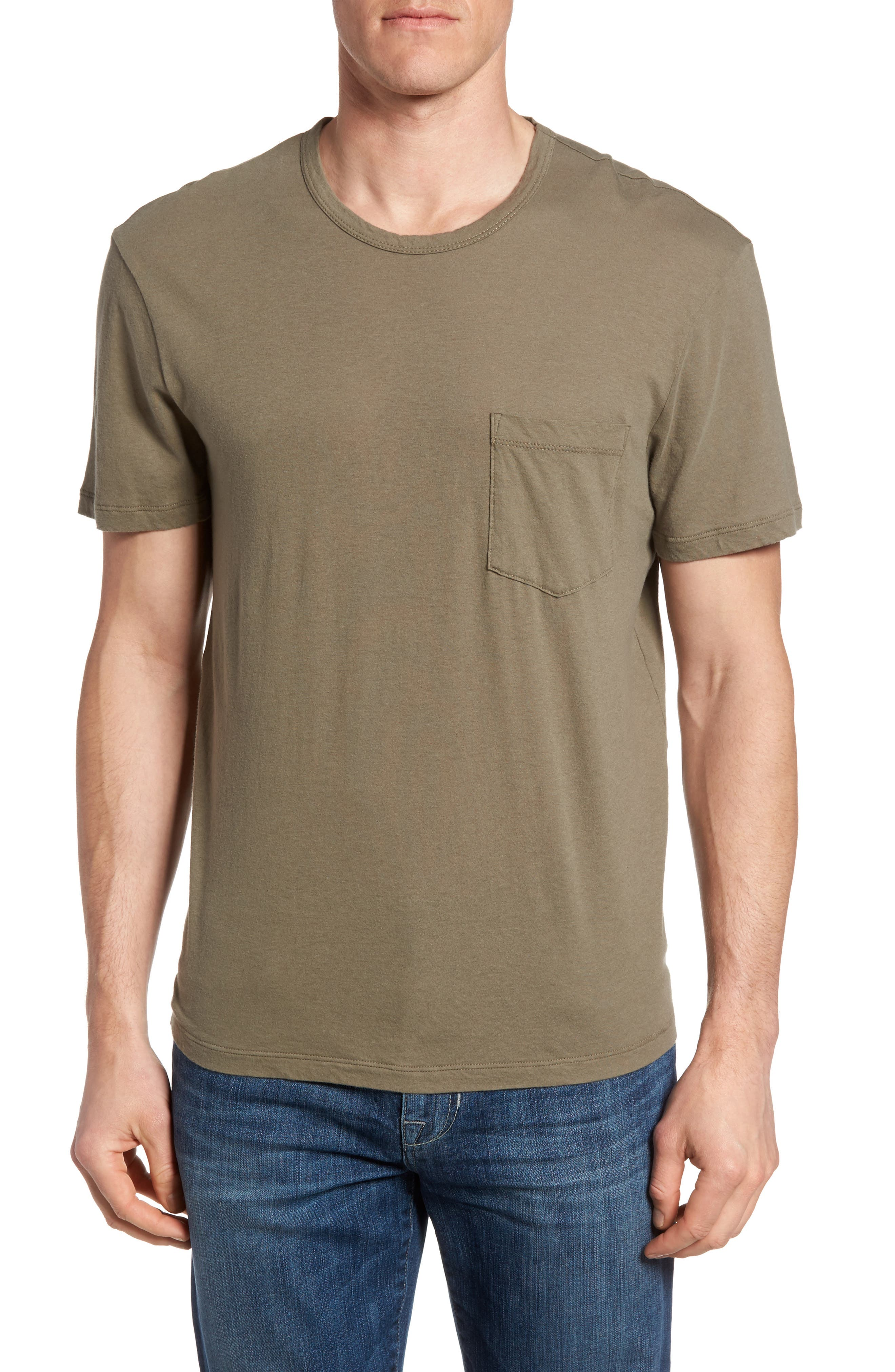 James Perse Pocket T-Shirt