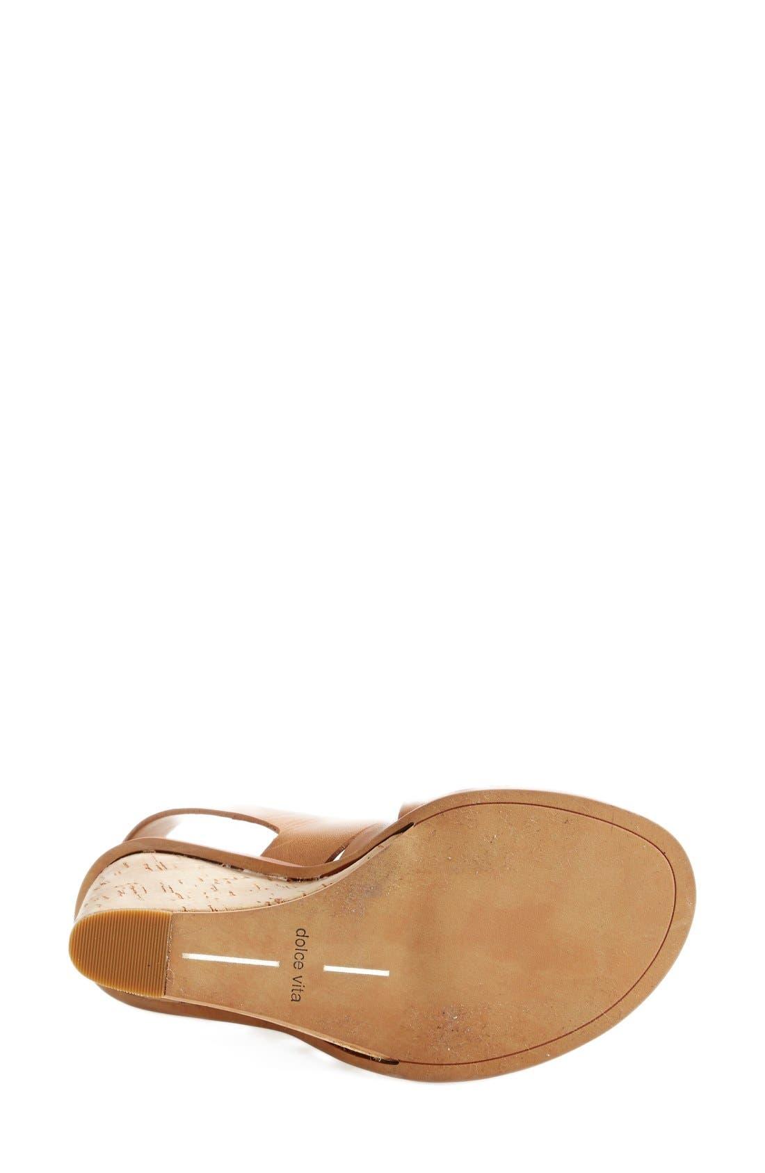 Alternate Image 4  - Dolce Vita 'Remie' Sandal (Women)