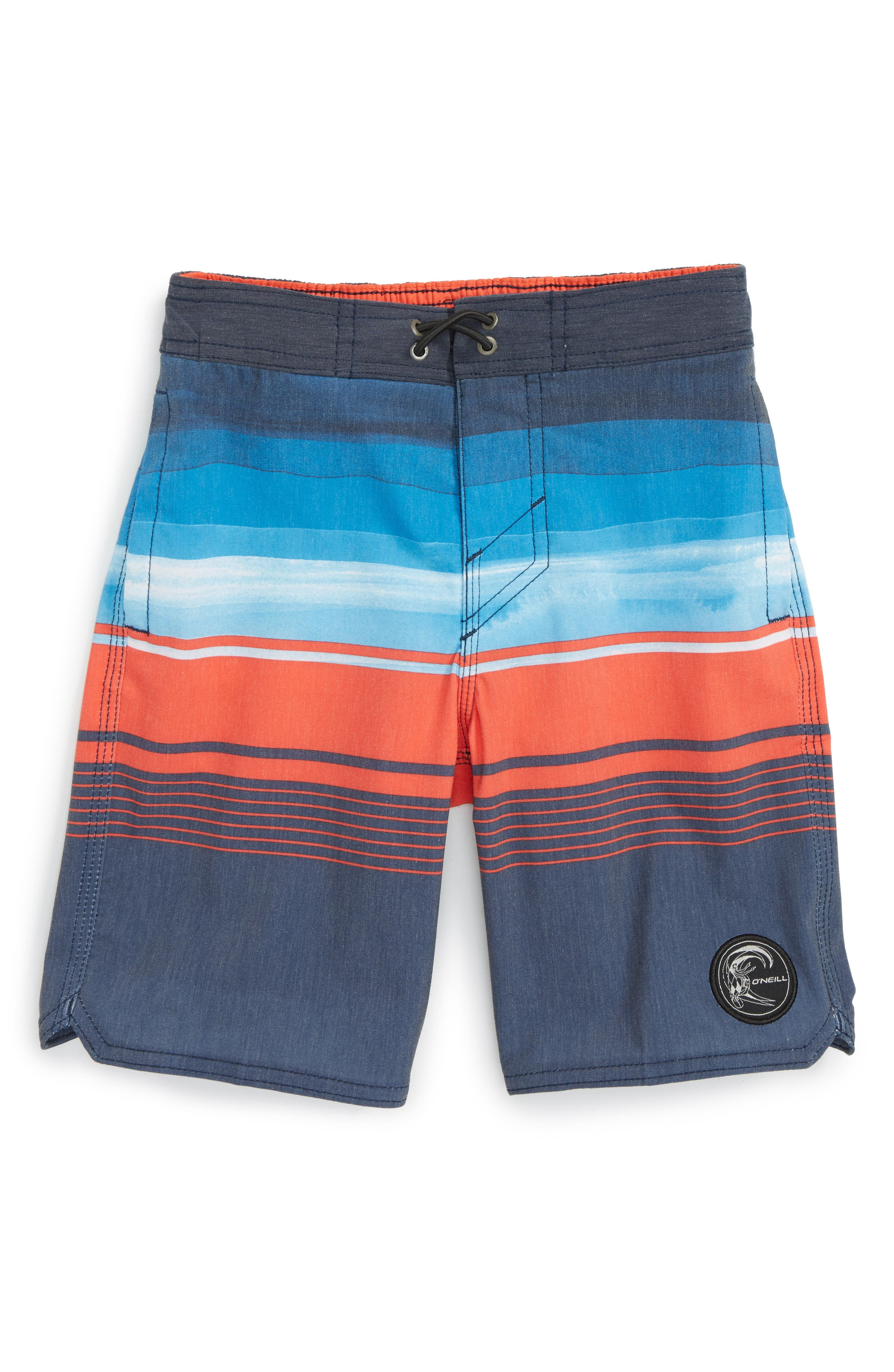 O'Neill Hyperfreak Source Board Shorts (Toddler Boys & Little Boys)