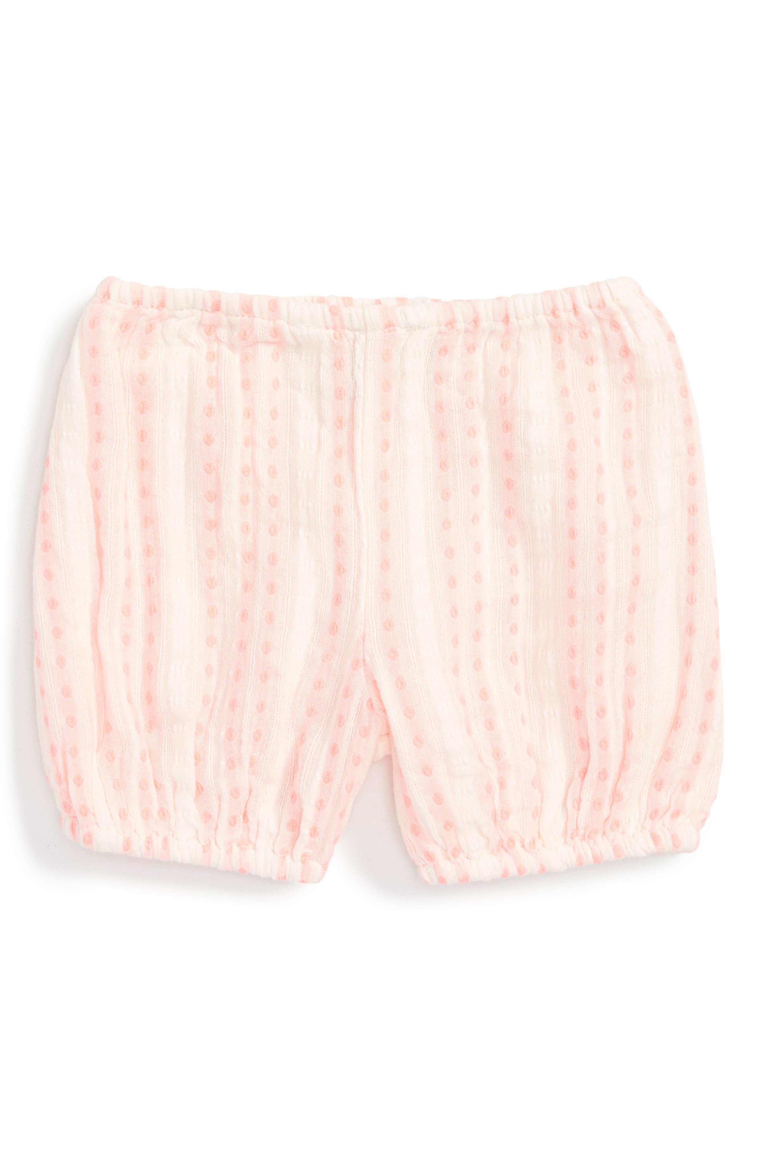 Peek Baby Grace Bloomer Shorts (Baby Girls)